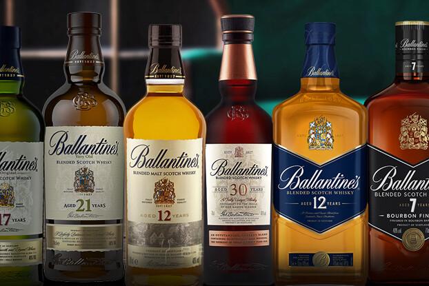 ballantine's tasting