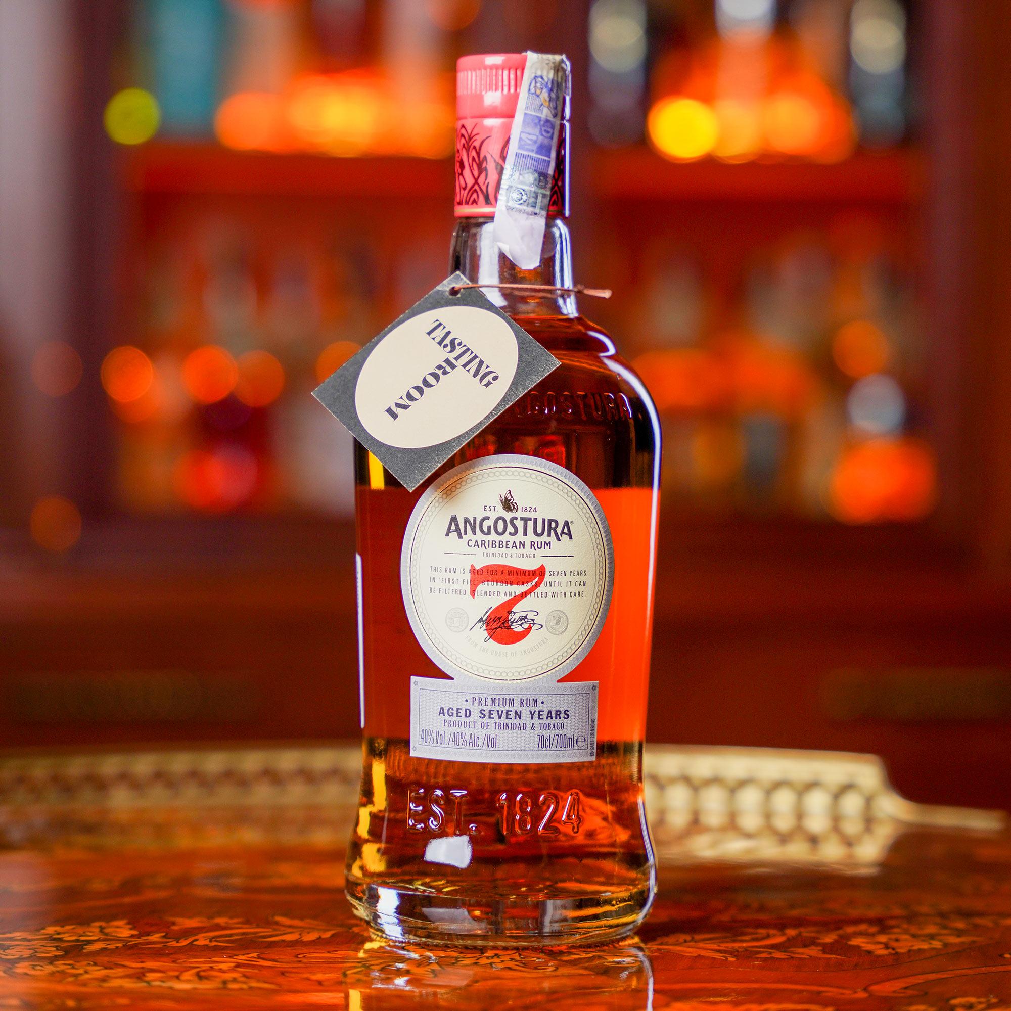 Angostura Rum 7 YO /Ангостура Ром 7 годишен