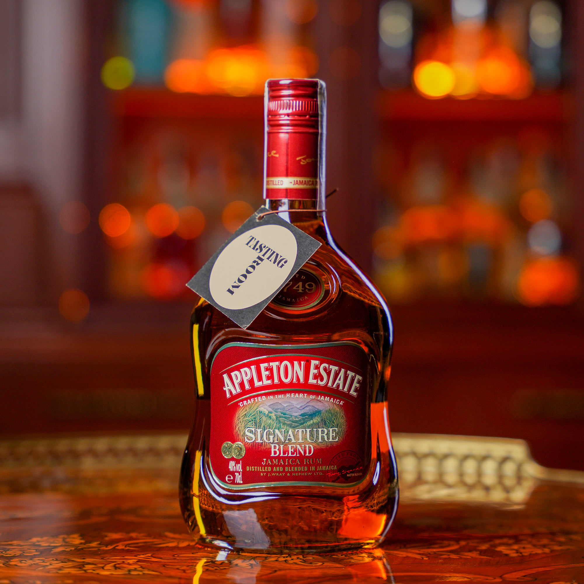 Appleton Estate Signature Blend /Апълтън или Епълтън Естейт Сигничър Бленд