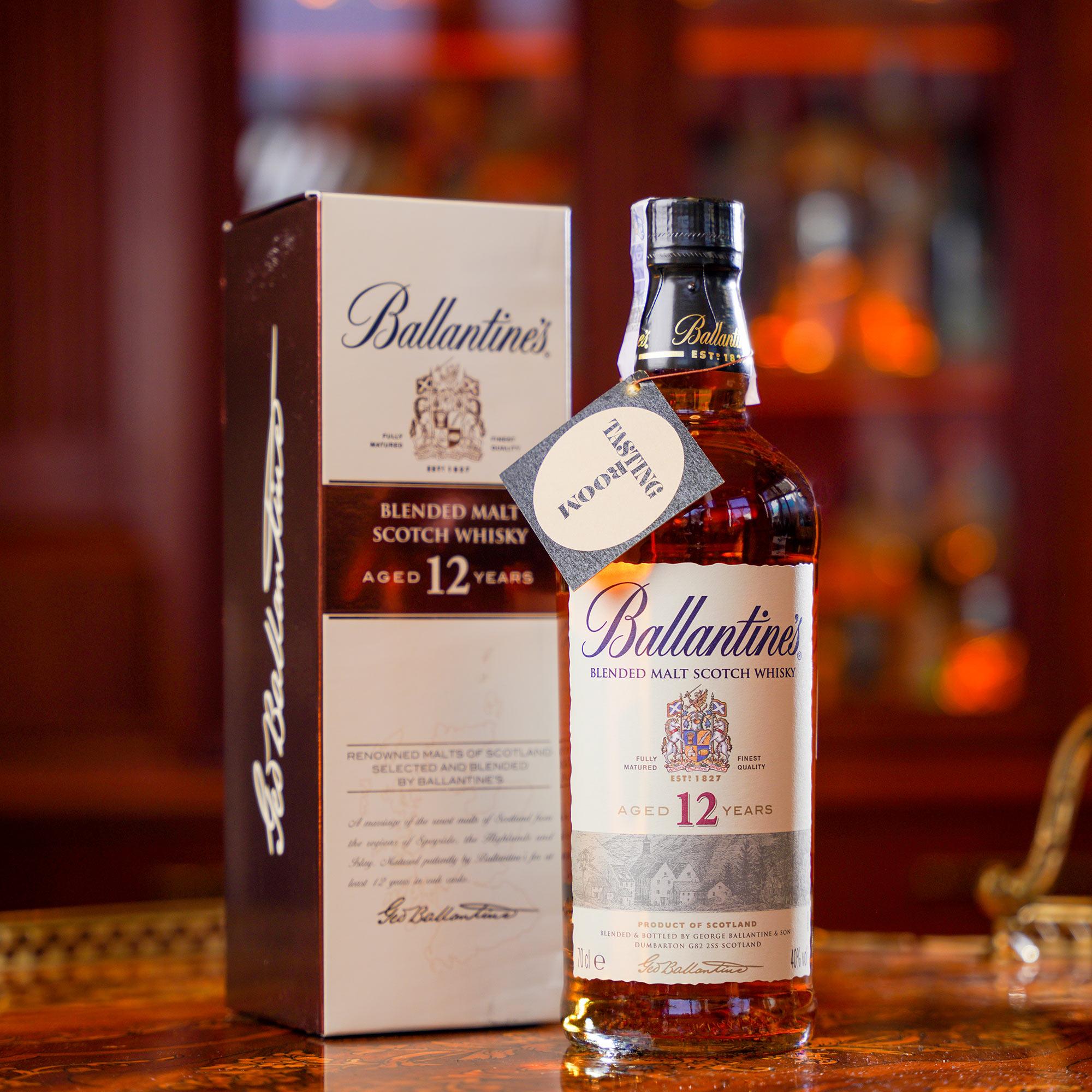 Ballantine's Blended Malt 12 YO /Балантайнс Блендед Малц 12 годишен
