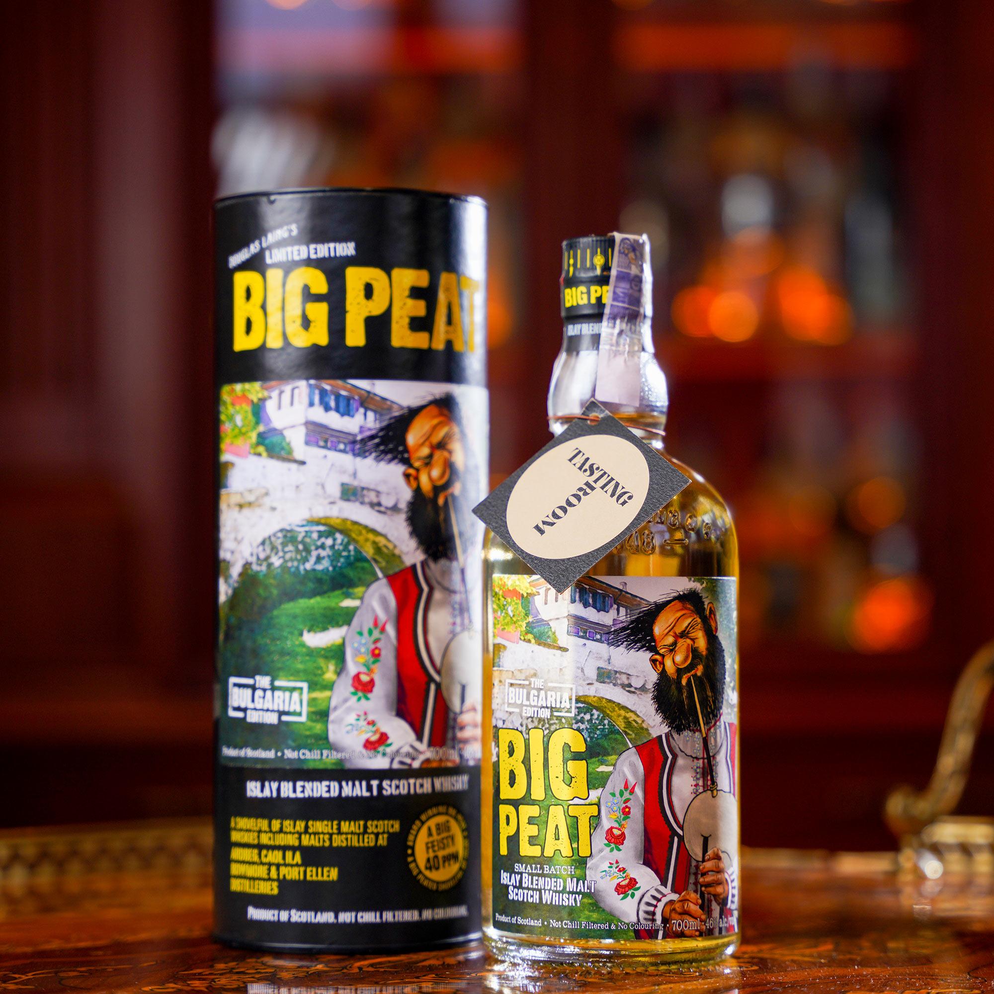 Big Peat Bulgaria Edition /Биг Пийт България Едишън