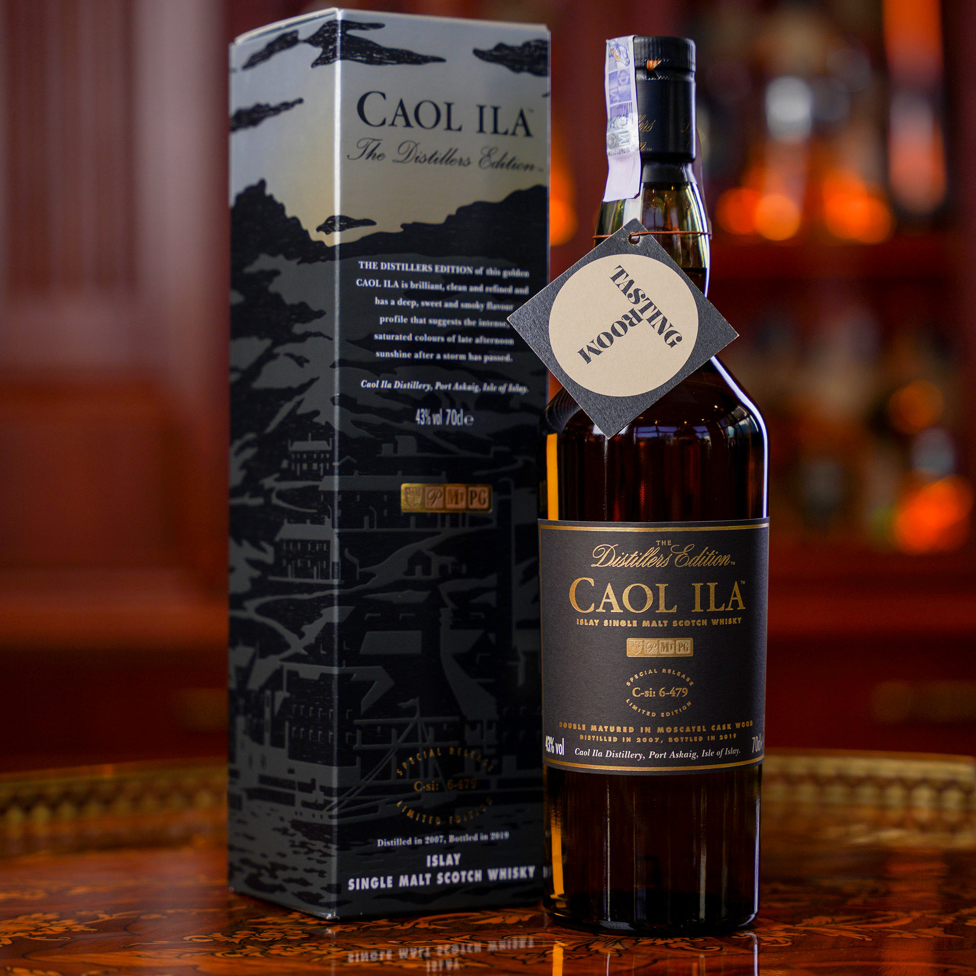 Caol Ila Distillers Edition 2019 / Кул Айла Дистилърс Едишън 2019
