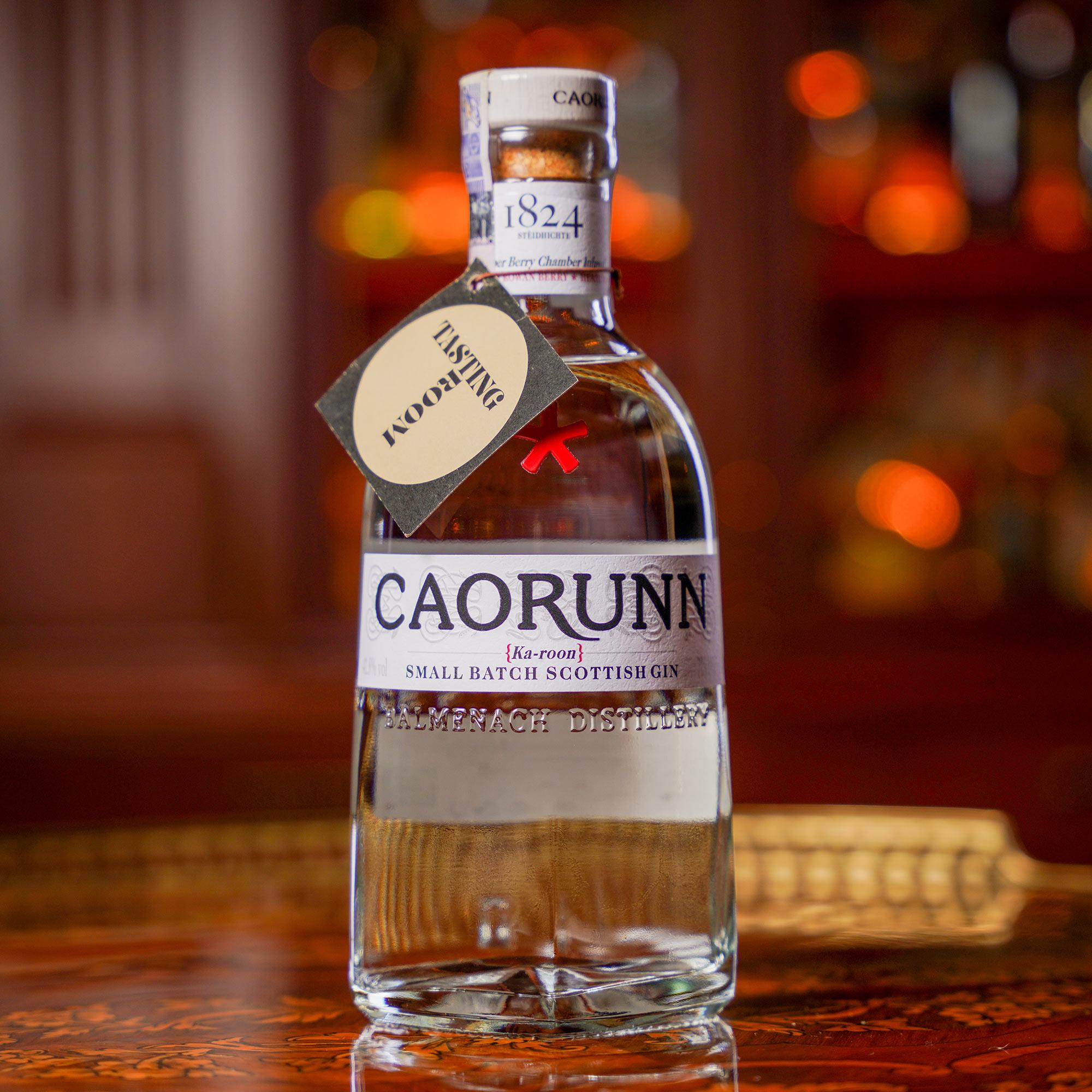 Caorunn Small Batch Scottish Gin /Карун или Каруун Смол Бач Шотландски Джин