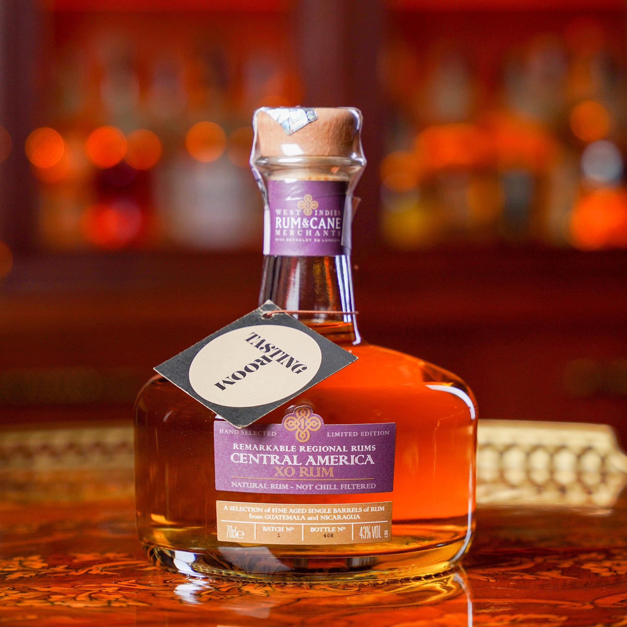 Central America XO Rum /Централ Америка XO Ром
