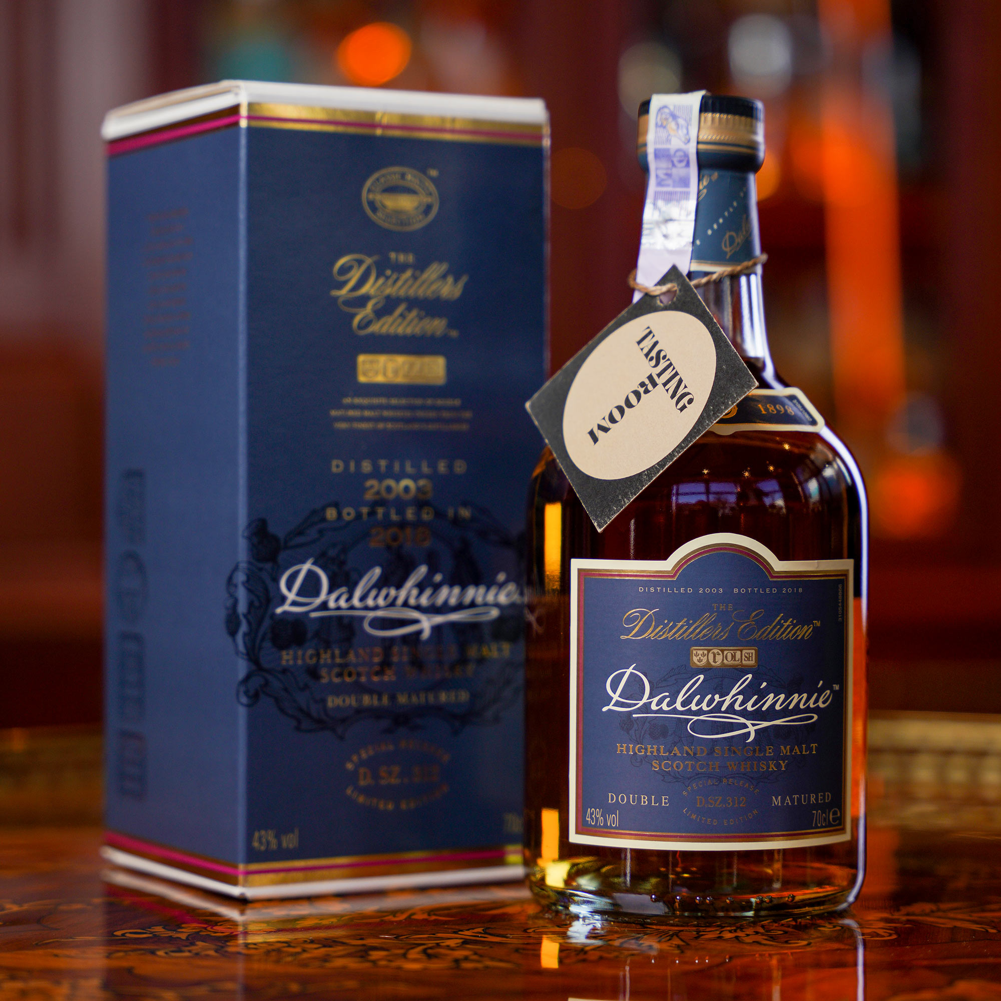 Dalwhinnie Distillers Edition 2018 /Далуини Дистилърс Едишън 2018