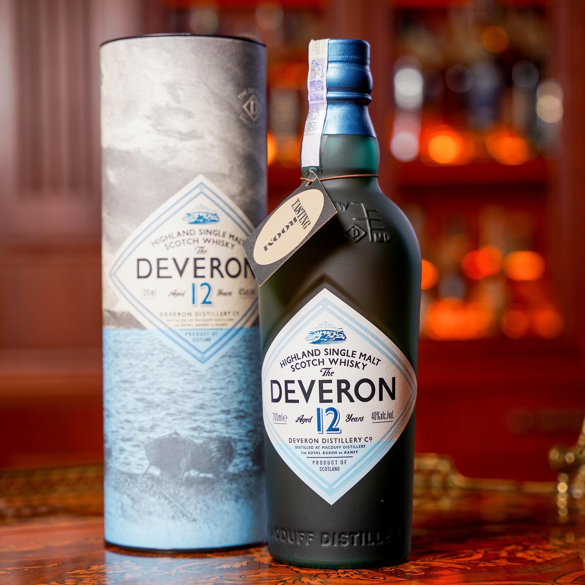The Deveron 12 YO /Деверън 12 годишно