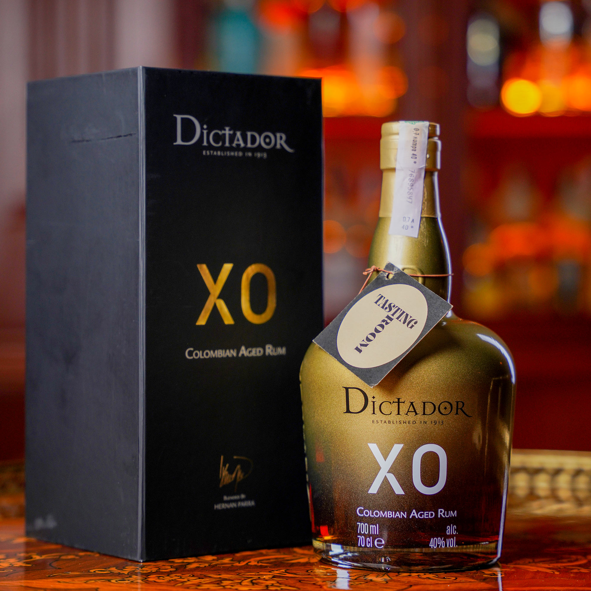 Dictador XO Perpetual /Диктадор XO Перпетуал