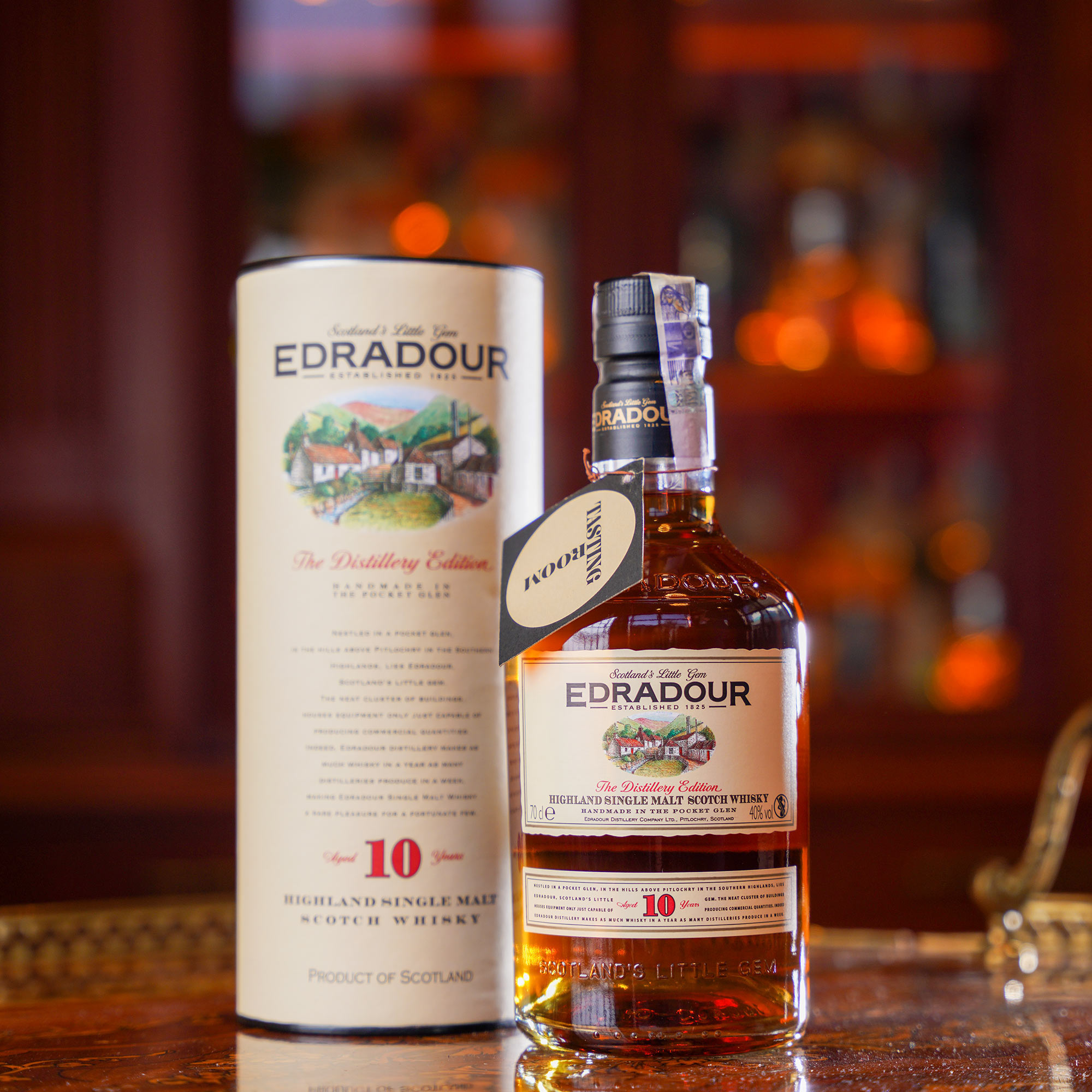 Edradour 10 YO /Едрадур или Едрадоуер 10 годишен