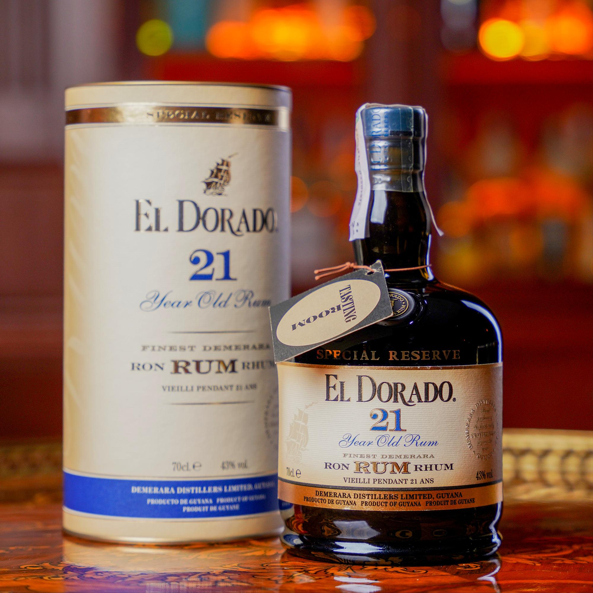 El Dorado 21 YO /Ел Дорадо 21 годишно