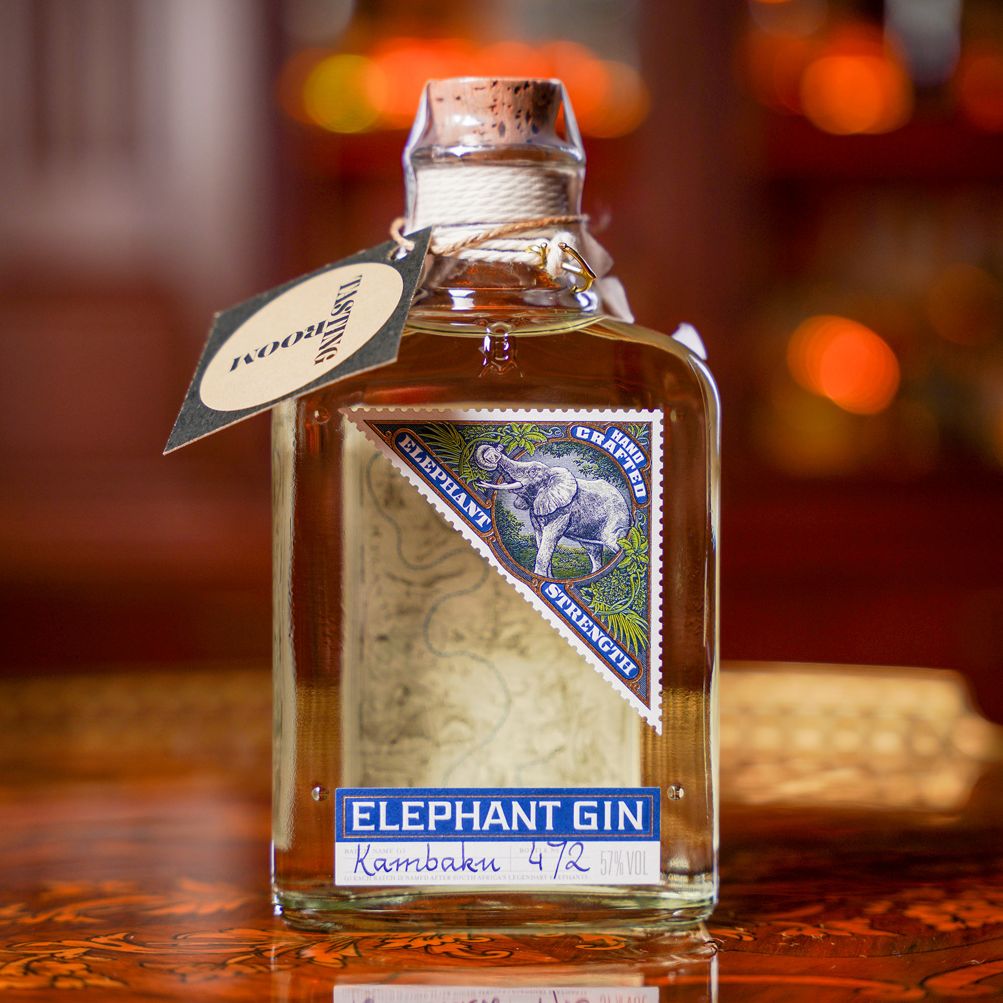 Elephant Strength Gin /Елефант Стренгт Джин
