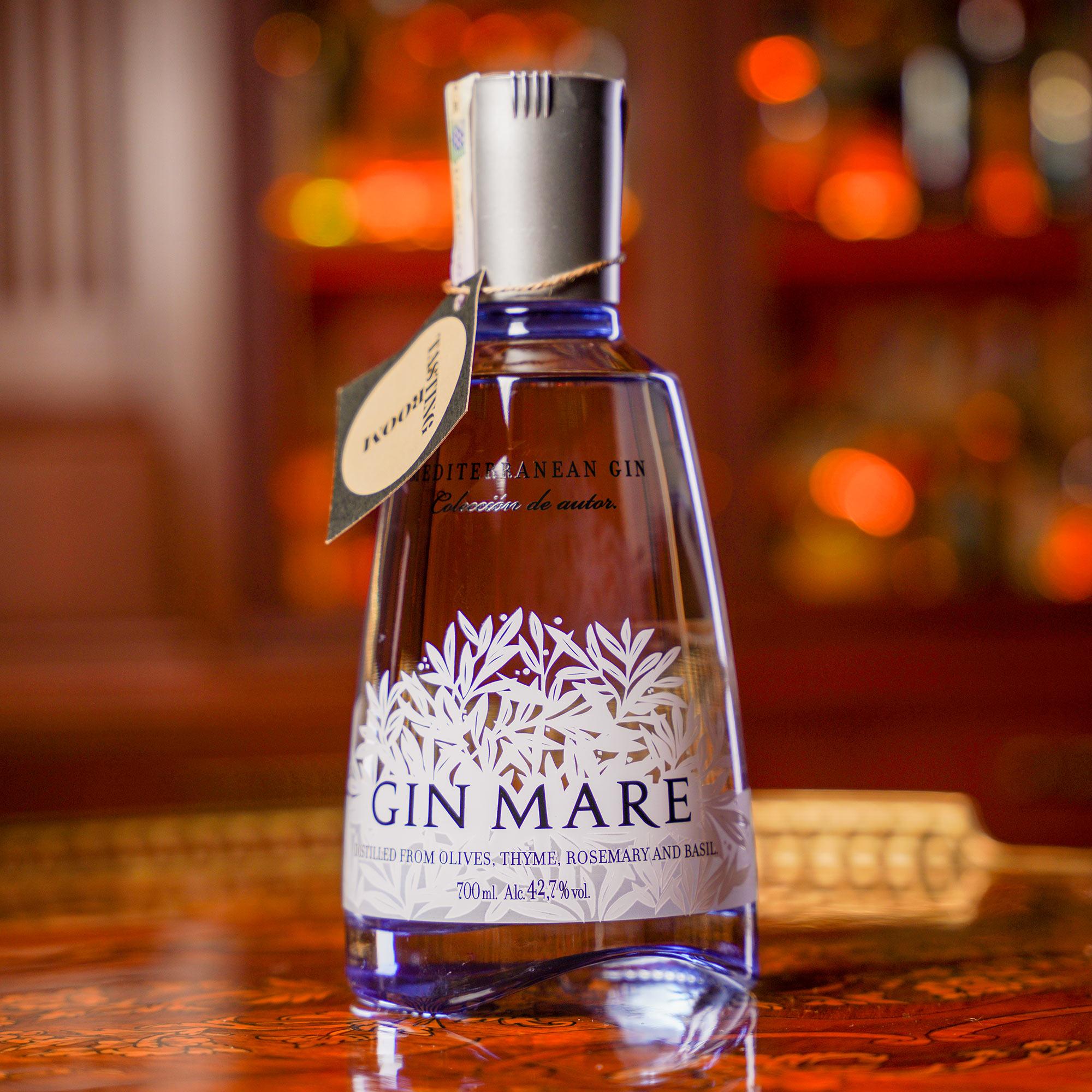 Gin Mare Mediterranean Gin / Джин Маре Средиземноморски Джин