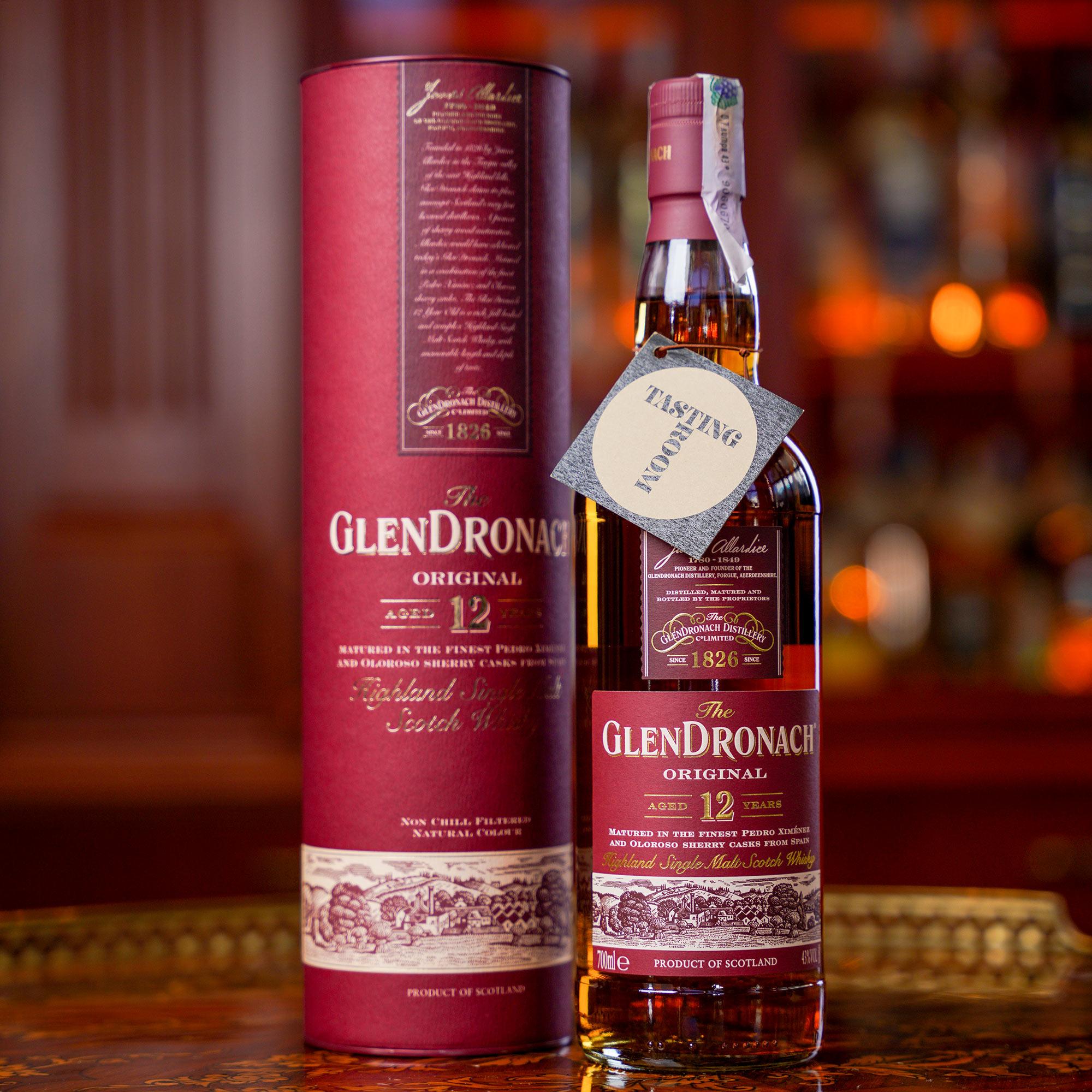 The GlenDronach 12 YO /Глендронах 12 годишно