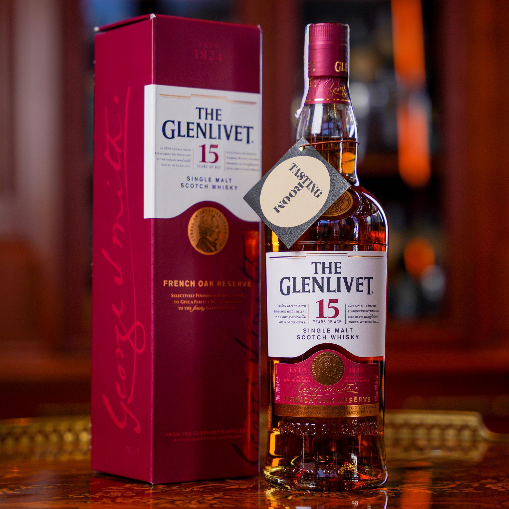 The Glenlivet 15 YO /Дъ Гленливет или Гленливет 15 годишно