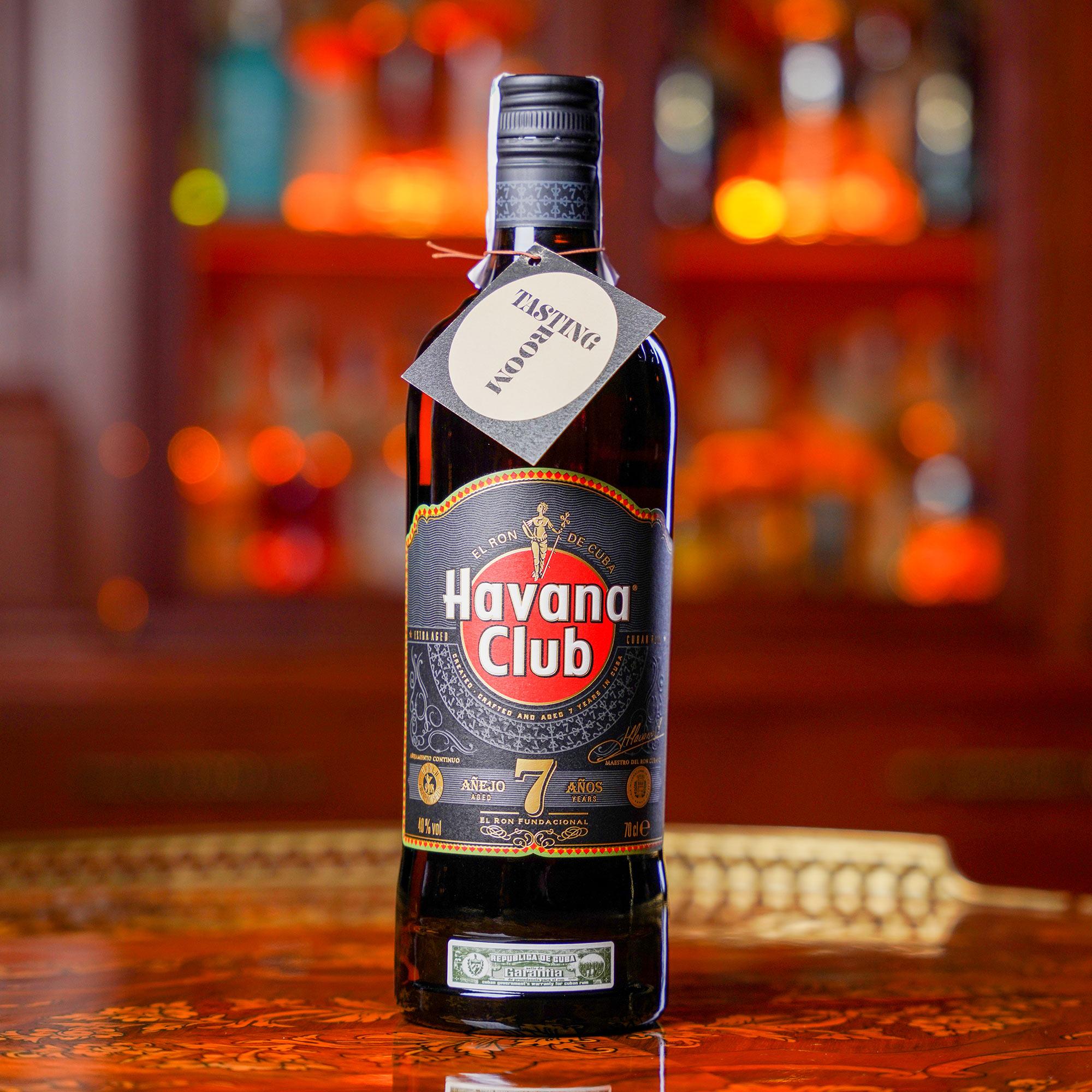 Havana Club 7 YO /Хавана Клуб 7 годишно