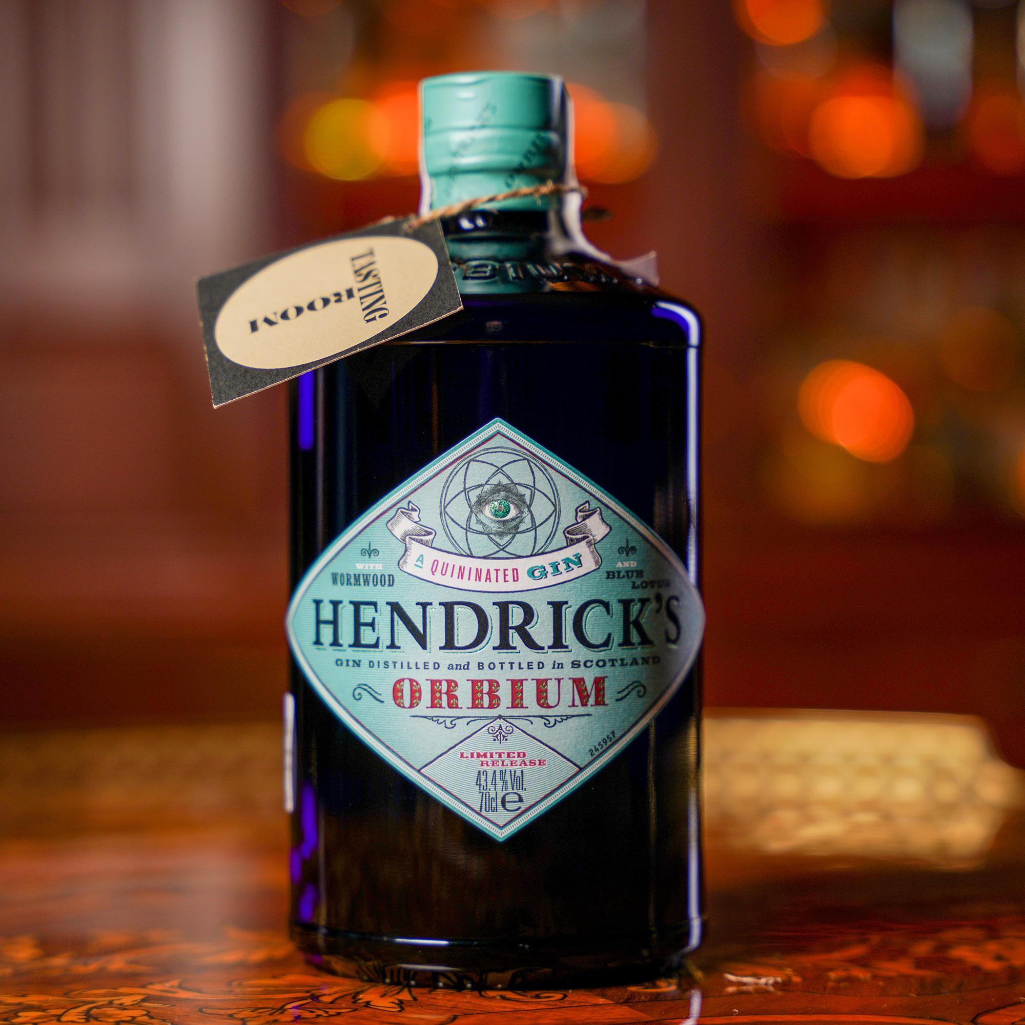 Hendrick's Orbium Gin /Хендрикс Орбиум Джин