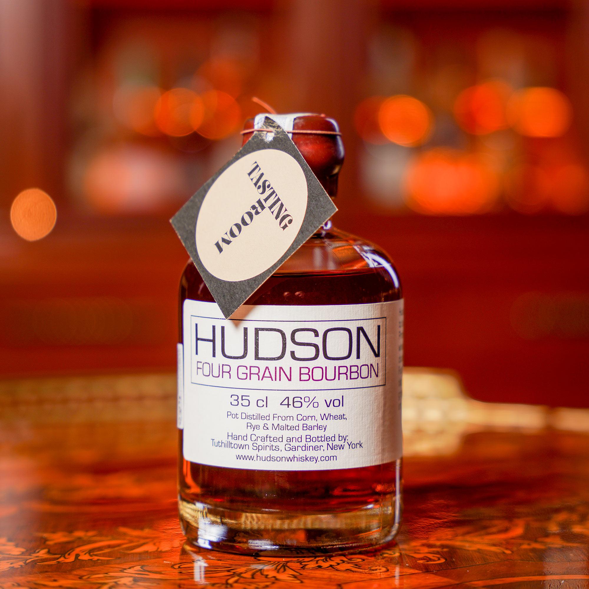 Hudson Four Grain Bourbon /Хъдсън Фоур Грейн Бърбън