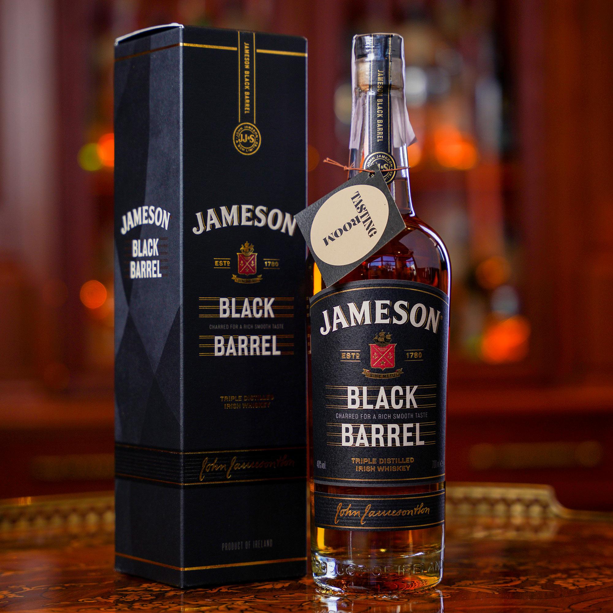 Jameson Black Barrel /Джеймисън Блек Барел