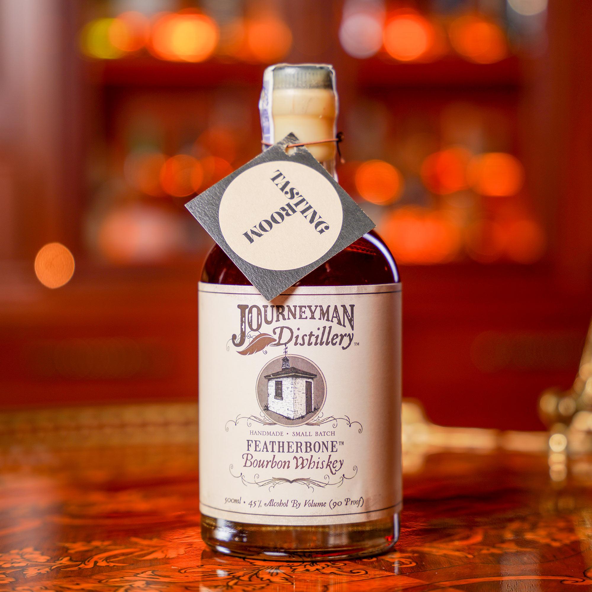 Journeyman Featherbone Bourbon /Джърнимен Федърбоун Бърбън