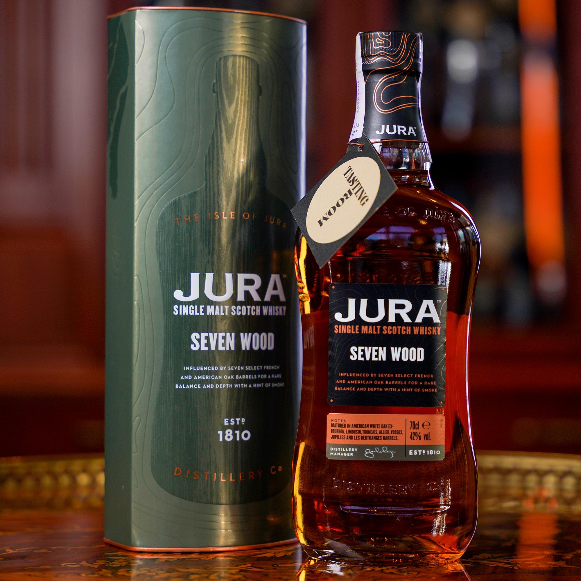 Jura Seven Wood /Джура Севън Ууд
