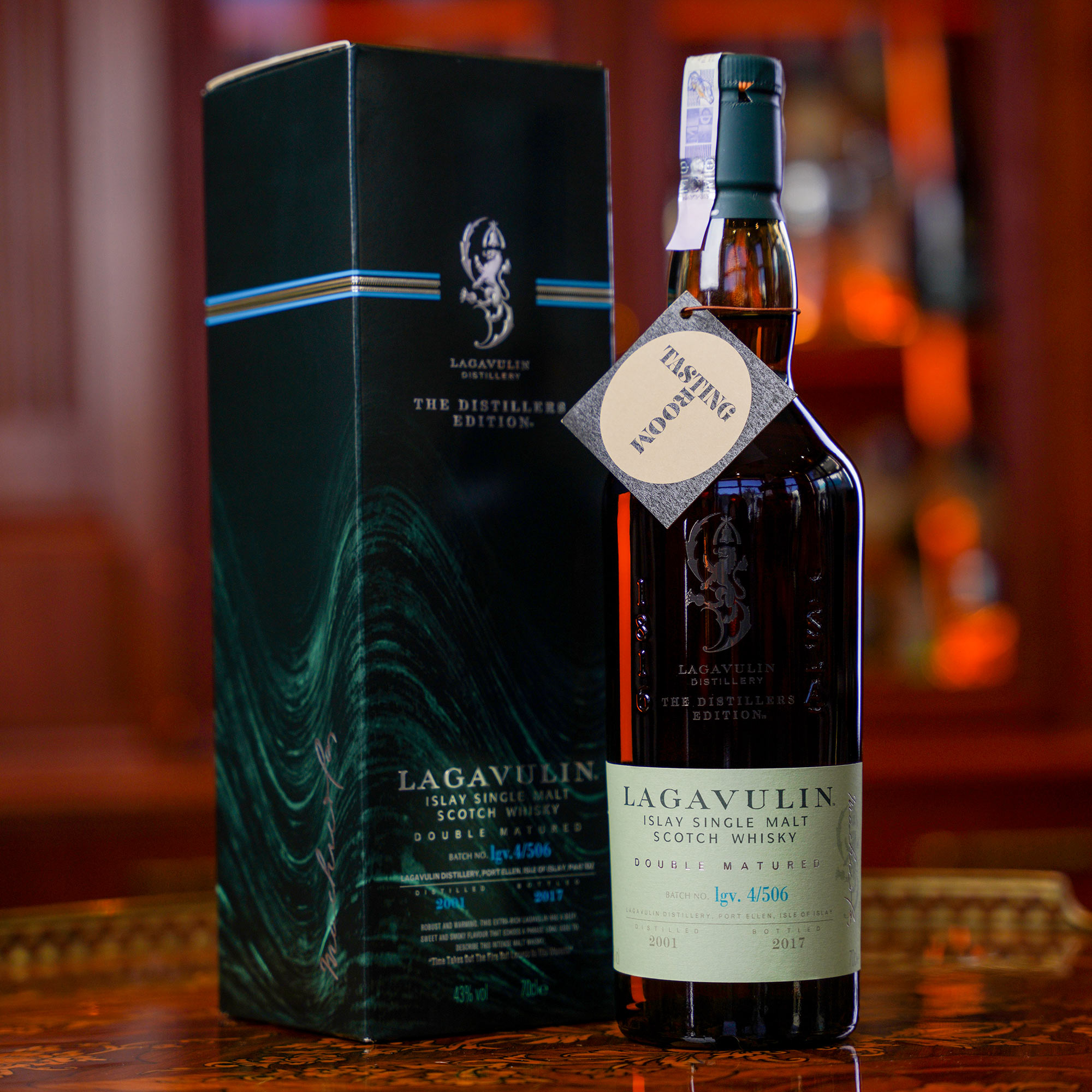 Lagavulin Distillers Edition 2017 /Лагавулин Дистилърс Едишън 2017
