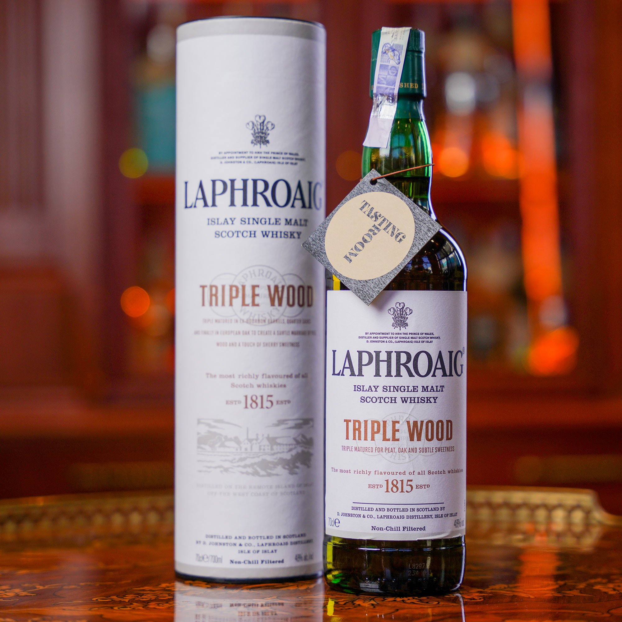 Laphroaig Triple Wood /Лафройг Трипъл Ууд