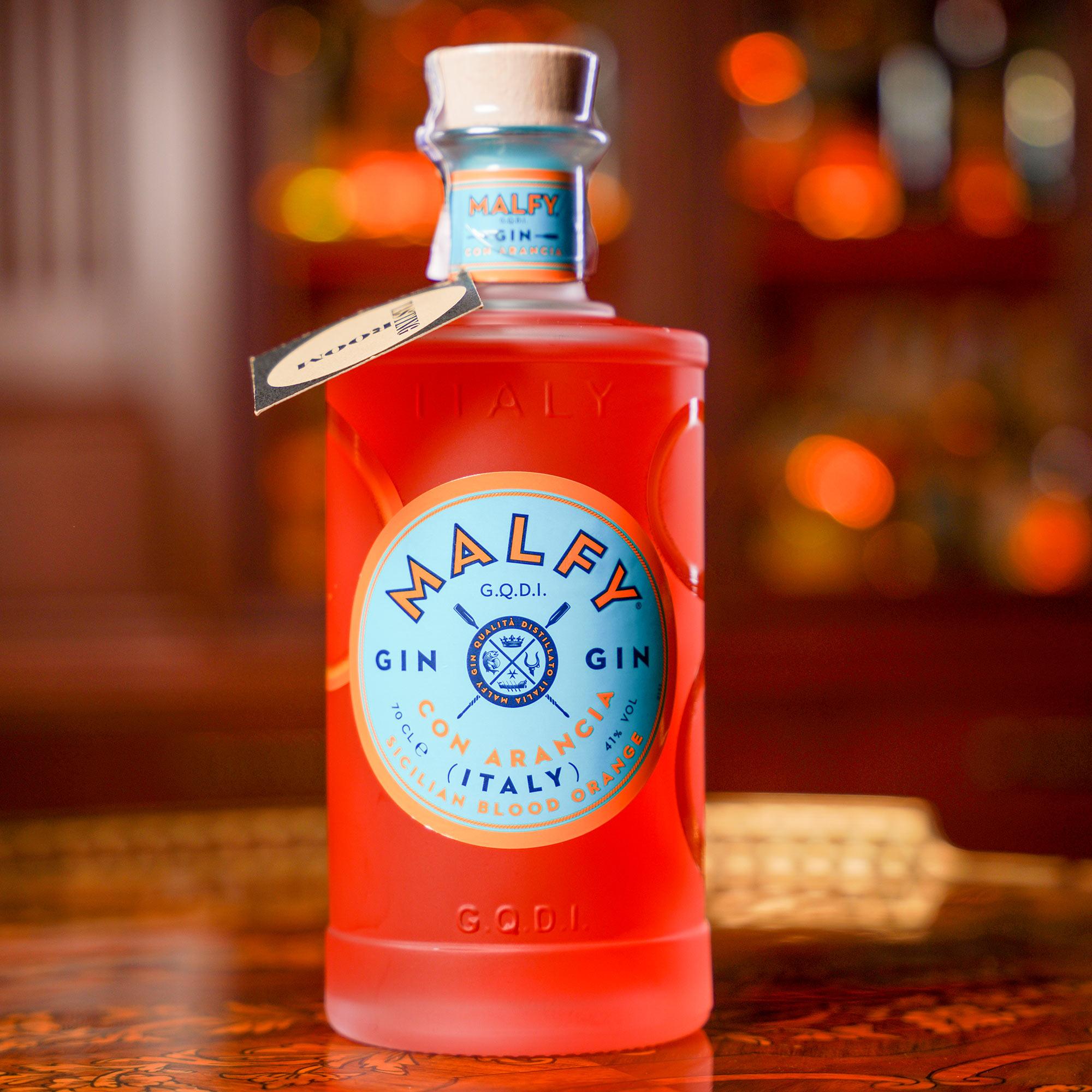 Malfy Con Arancia/Malfy Blood Orange Gin / Малфи Аранчия или Малфи Кървав Портокал Джин