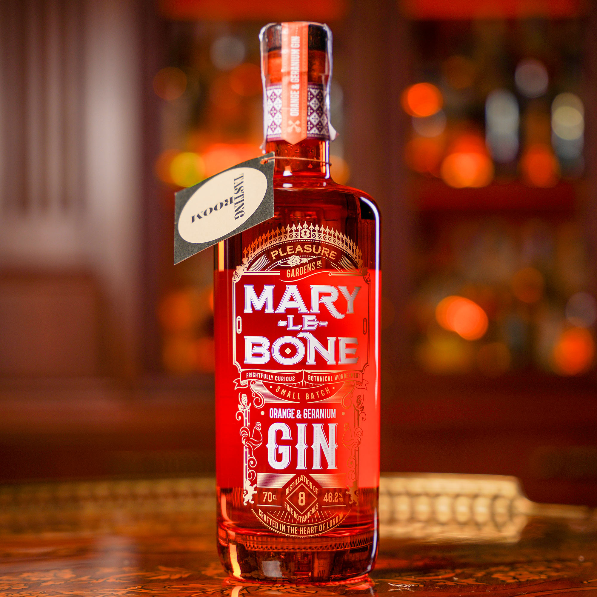 Marylebone Orange and Geranium Gin /Джин Мери ле Бон Портокал и Здравец
