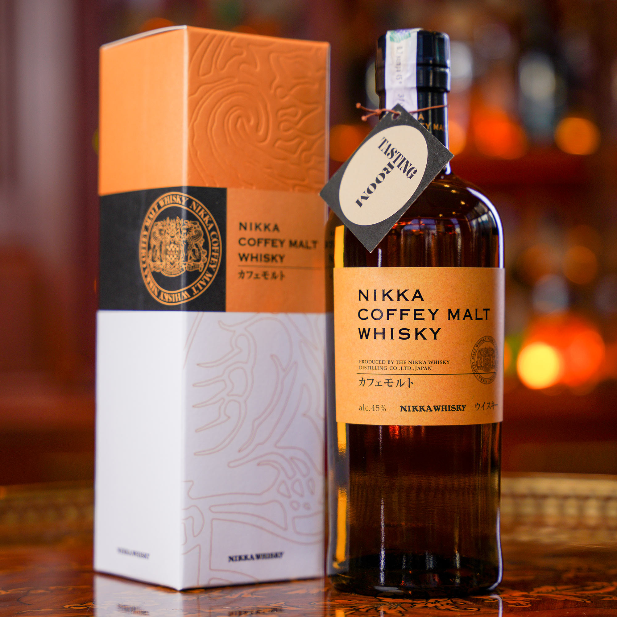 Nikka Coffey Malt Whisky /Ника Кофи Молт
