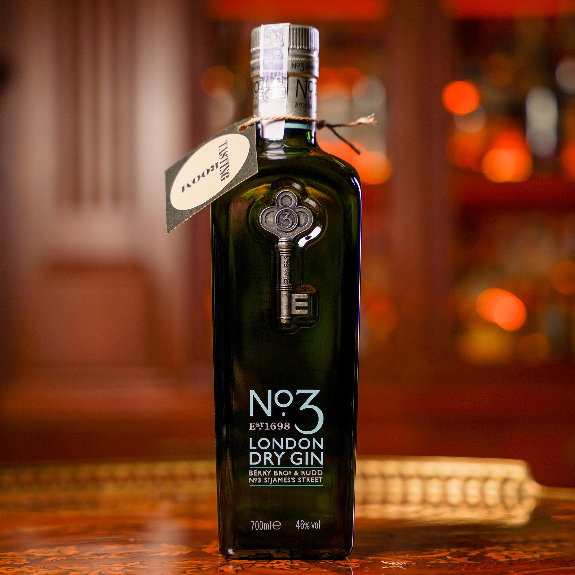 No. 3 London Dry Gin /Номер 3 Лондон Драй Джин