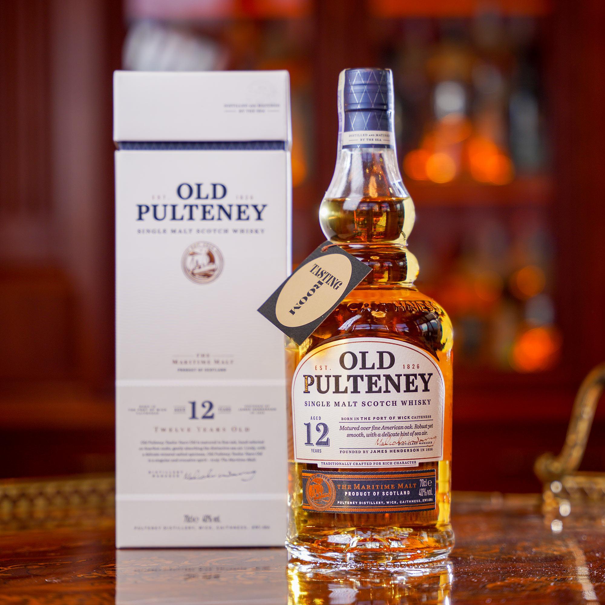 Old Pulteney 12 YO / Олд Пултни 12 годишно