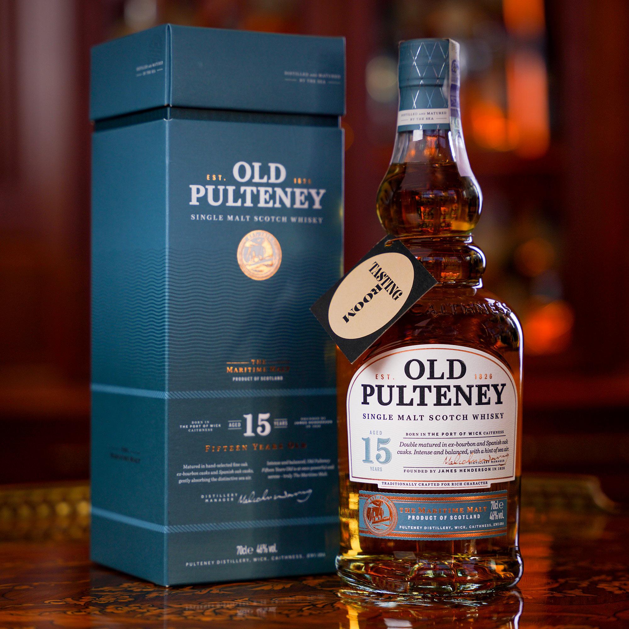 Old Pulteney 15 YO /Олд Путни 15 годишно
