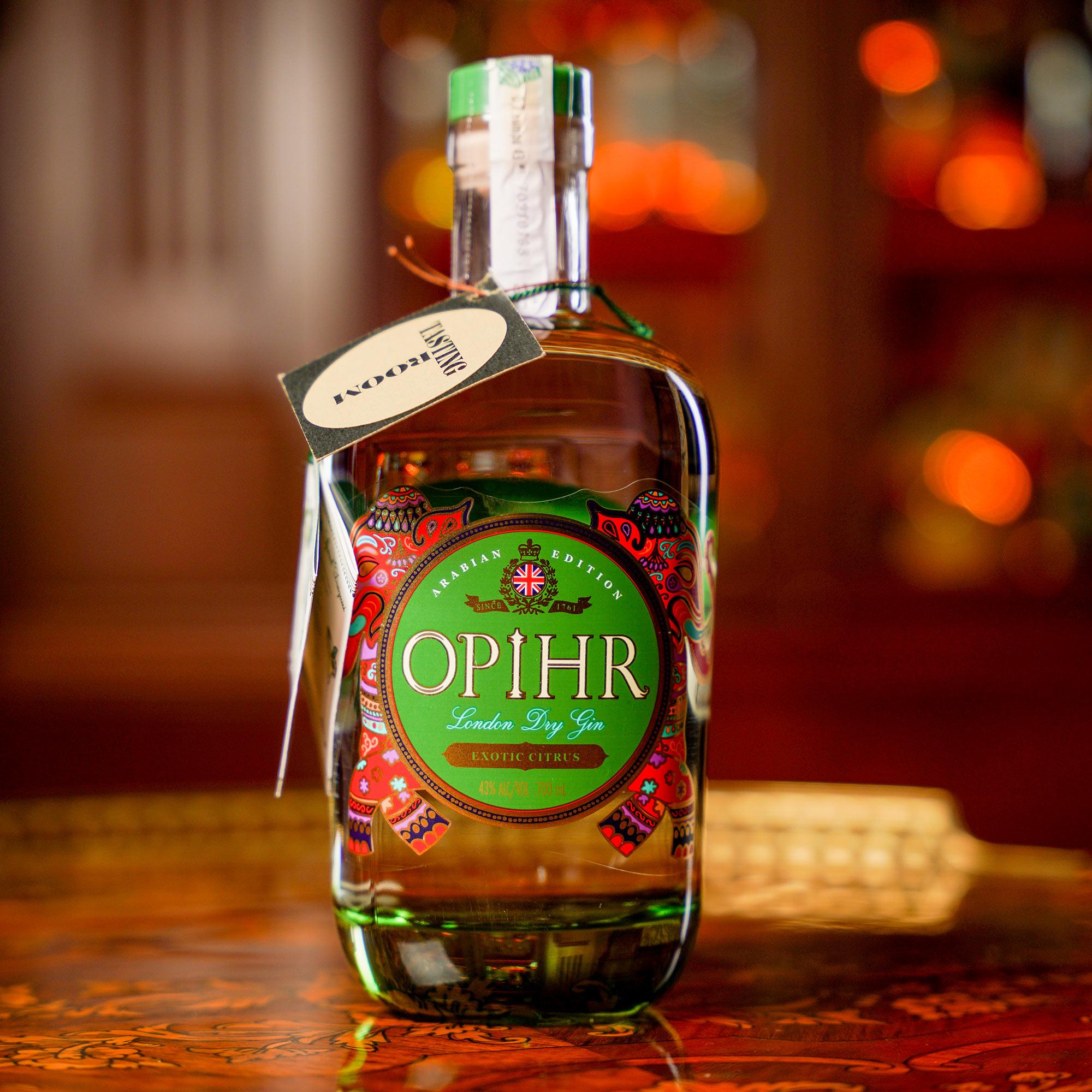 Opihr Arabian Edition Exotic Citrus Gin /Опир Екзотик Цитрус Арабско издание Джин