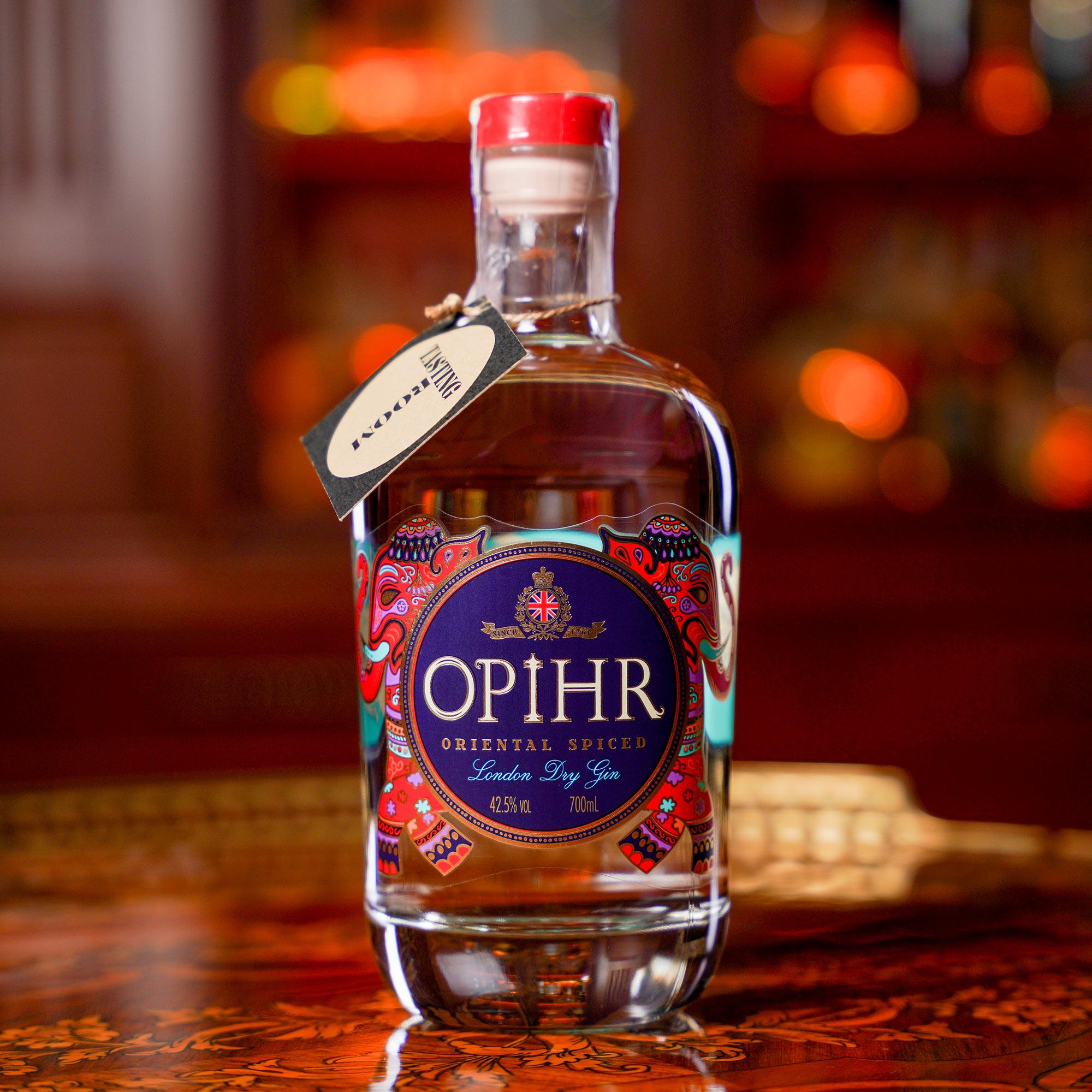 Opihr Oriental Spiced Gin /Опир Ориентъл Спайсд Джин