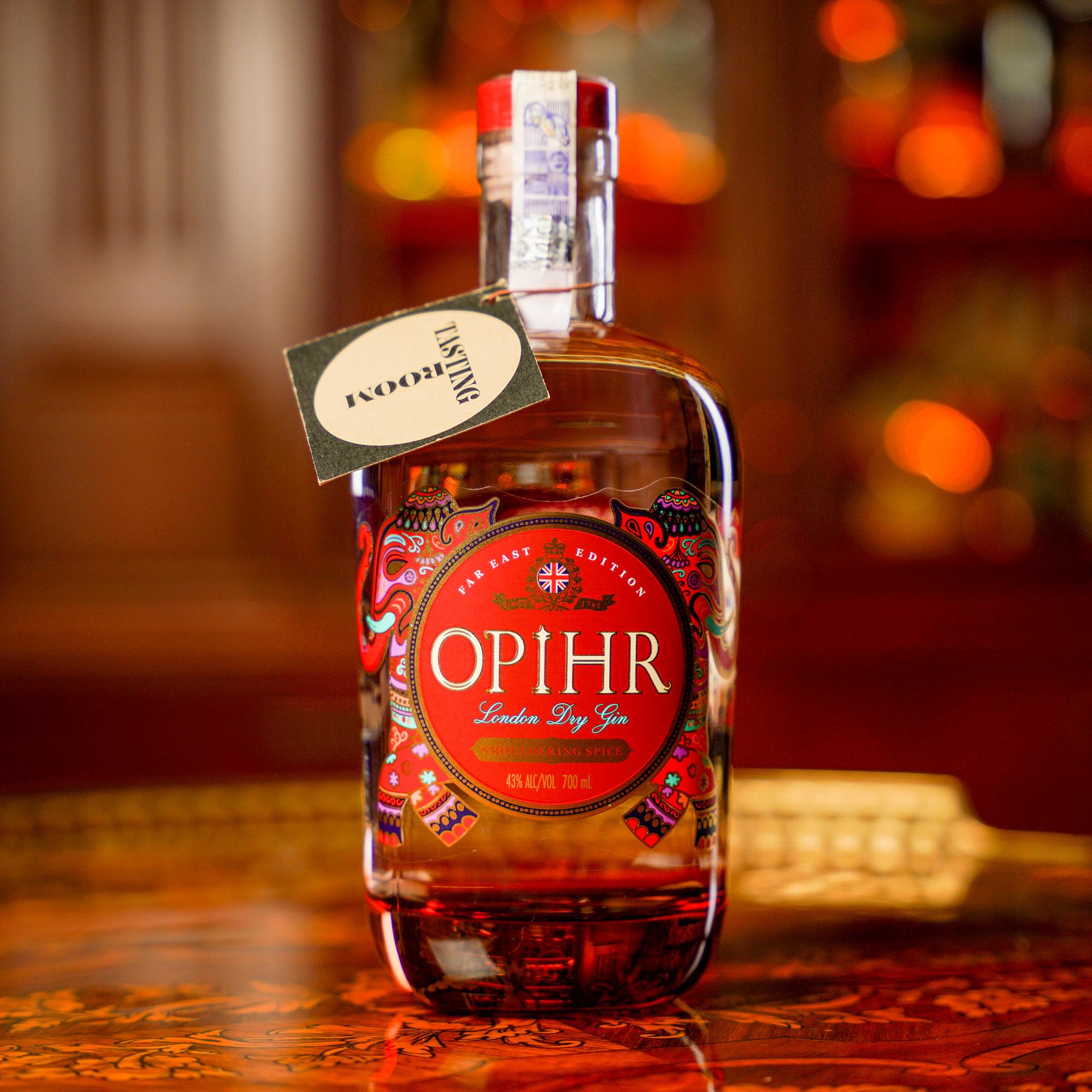 Opihr Smouldering Spice Far East Edition Gin /Опир Сечуански пипер Далечен Изток Джин