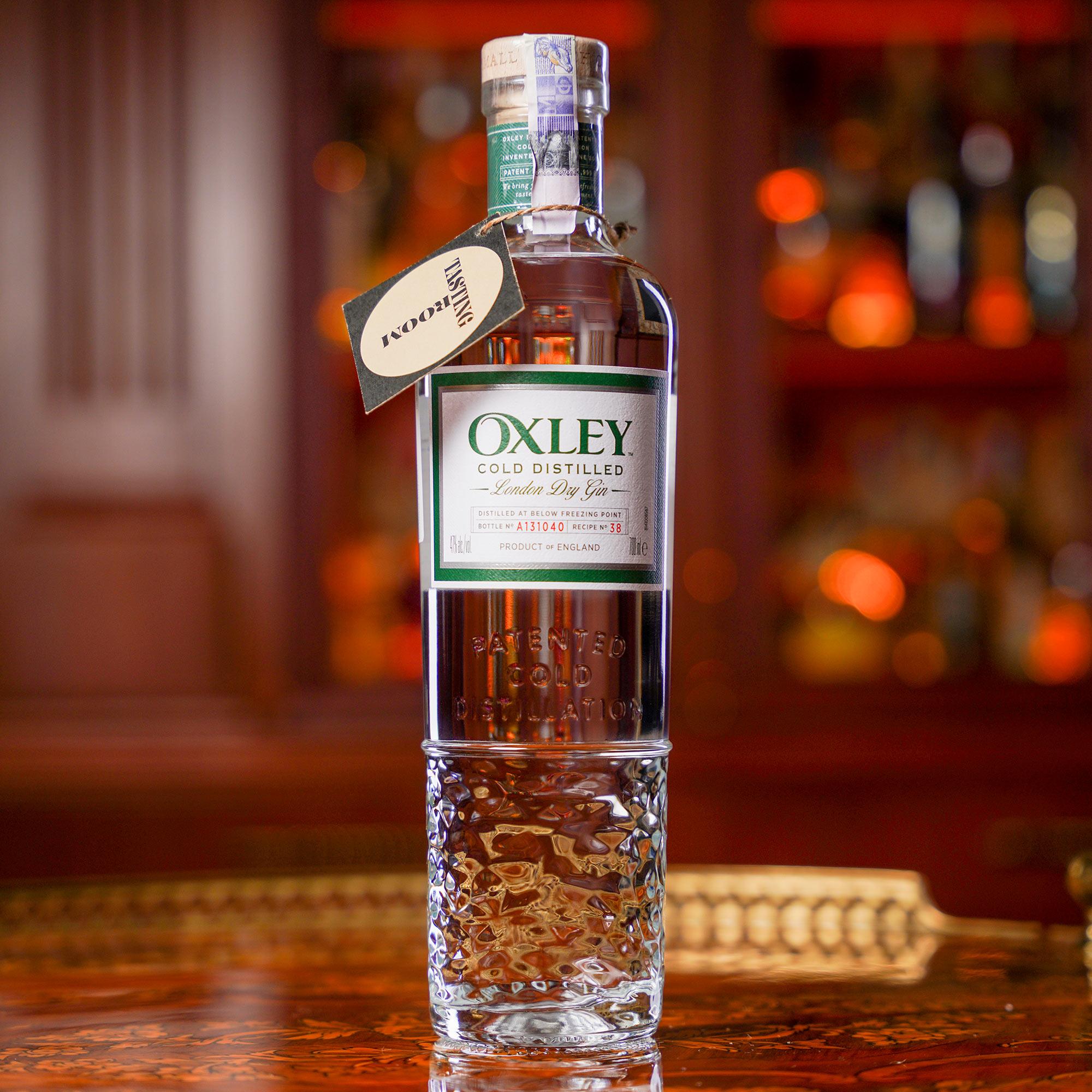 Oxley Cold Distilled Gin /Окслей Студено Дестилиран Джин