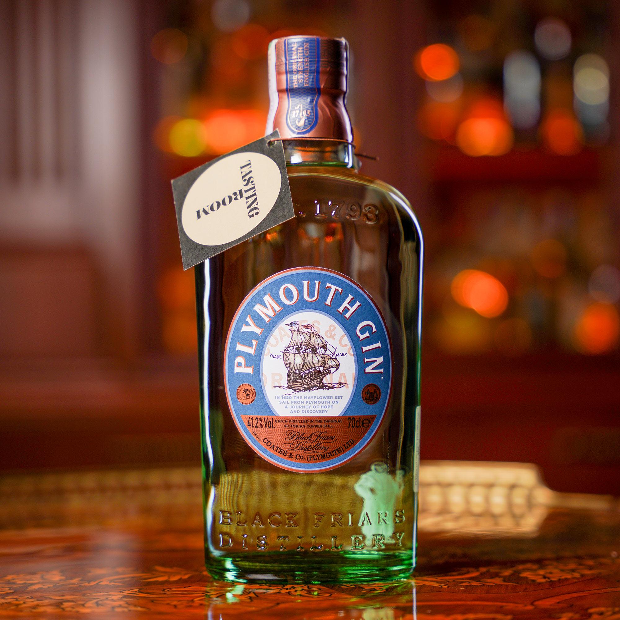 Plymouth Gin /Плимут Джин
