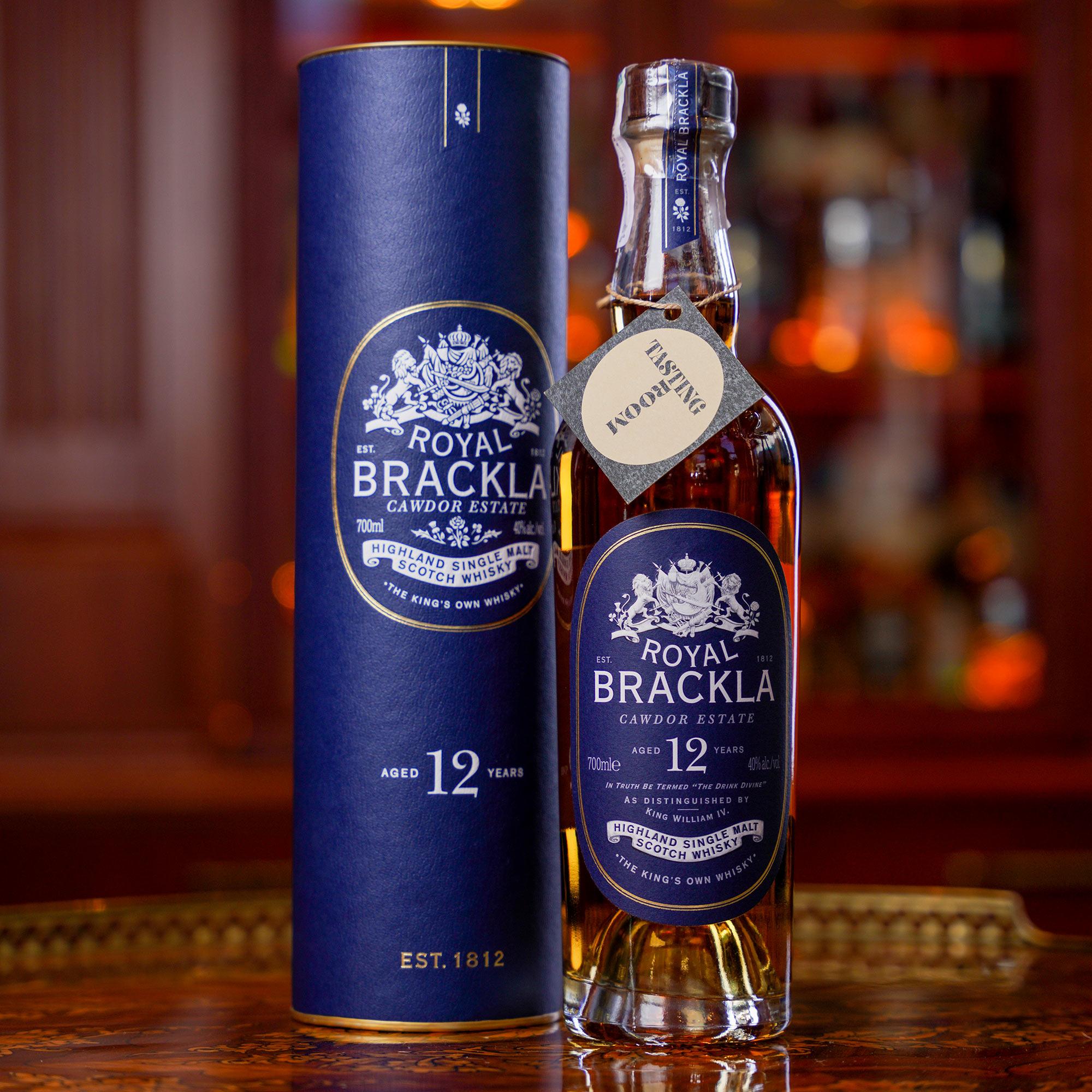 Royal Brackla 12 YO /Роял Бракла 12 годишно