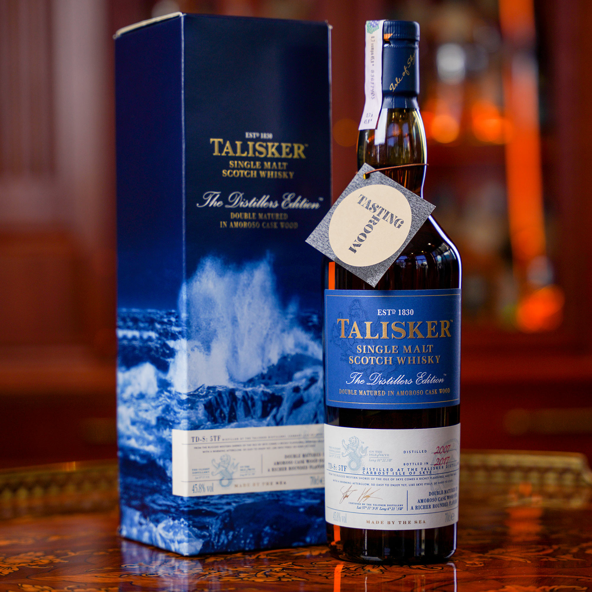 Talisker Distillers Edition 2017 /Талискер Дистилърс Едишън 2017