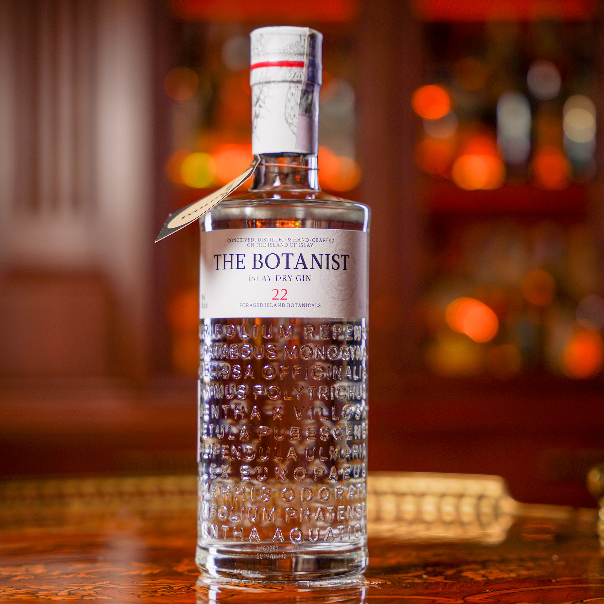 The Botanist Islay Dry Gin /Ботанист Айла Сух Джин