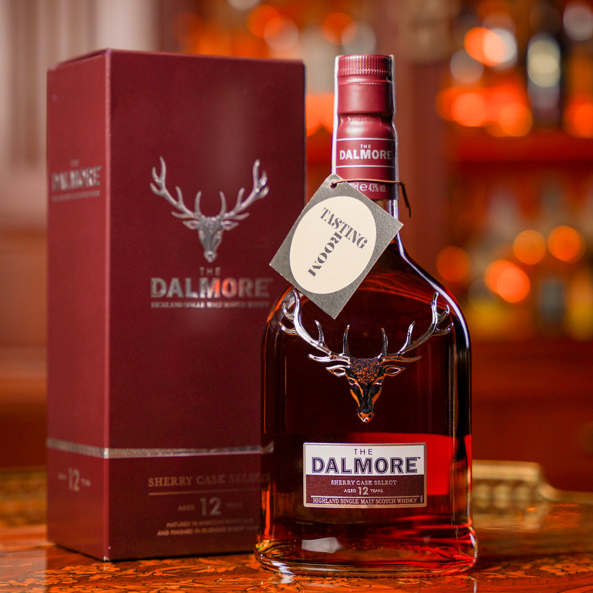 The Dalmore 12 YO Sherry Cask Select /Далмор 12 годишно Шери Каск Селект