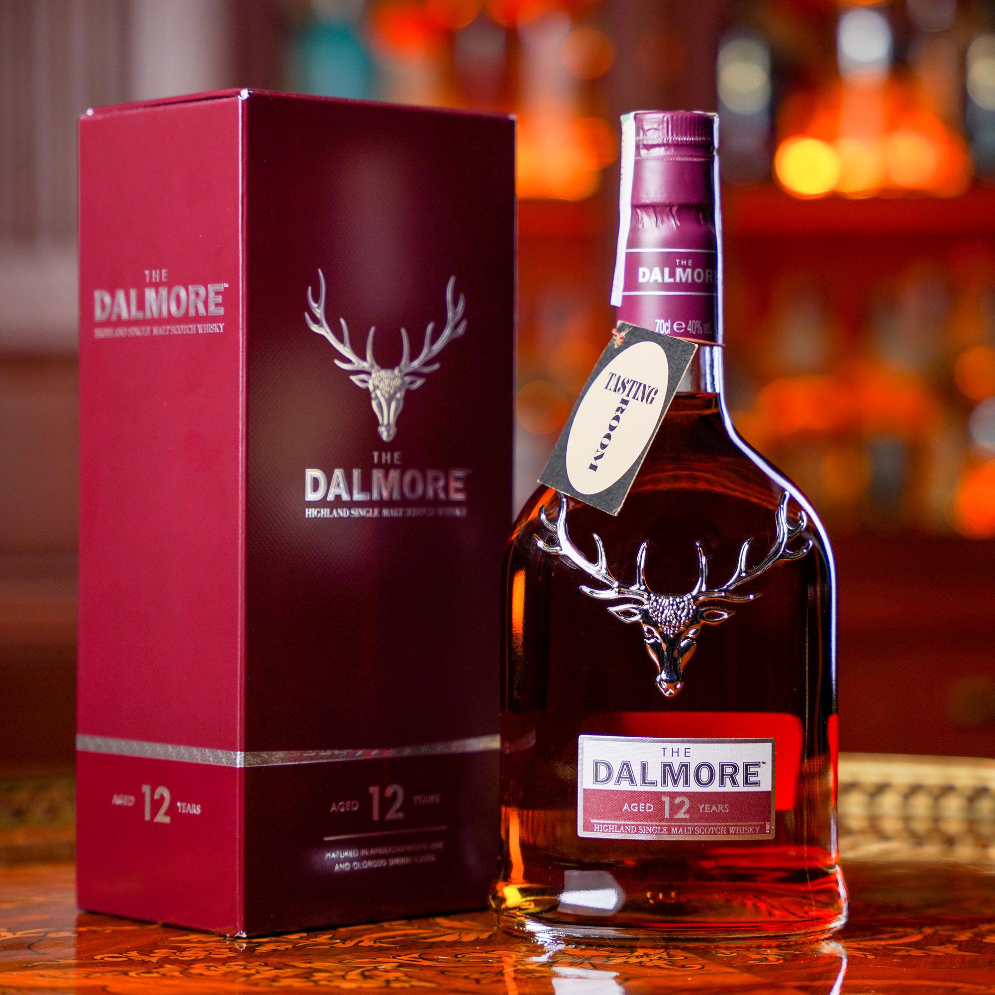 The Dalmore 12 YO /Далмор 12 годишно