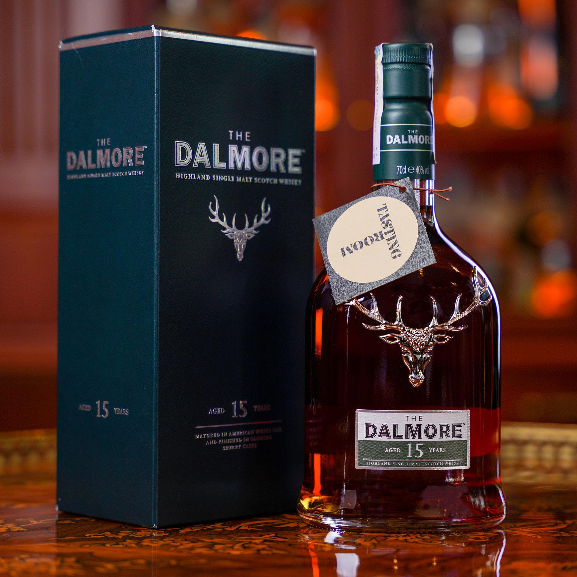 The Dalmore 15 YO /Далмор 15 годишно