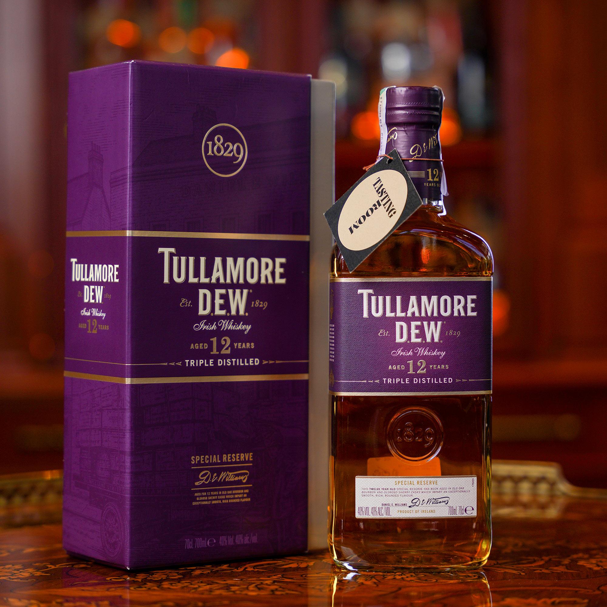 Tullamore D.E.W. 12 YO /Тюламор Дю 12 годишен