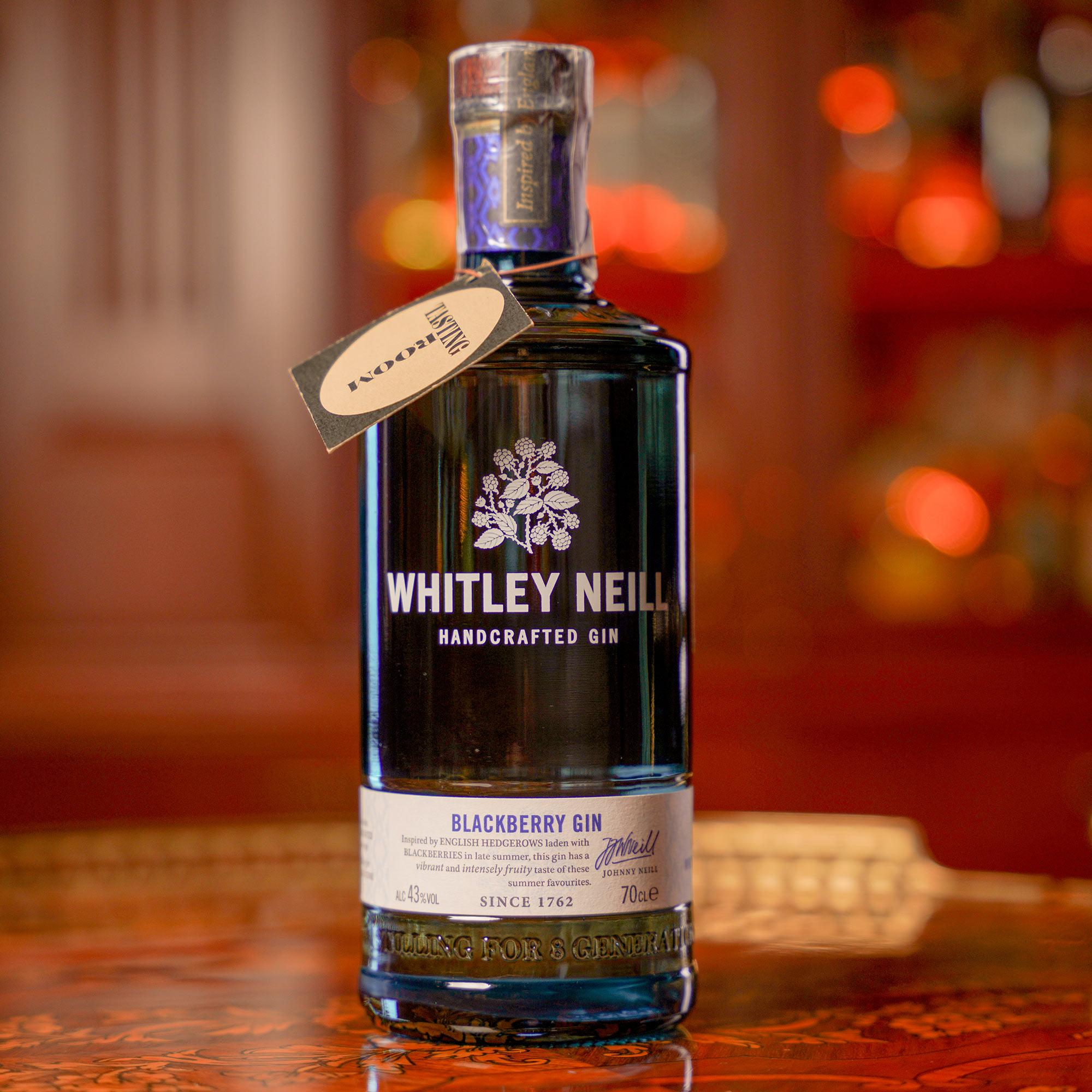 Whitley Neill Blackberry Gin /Уитли Нийл Блекбъри или Къпина Джин