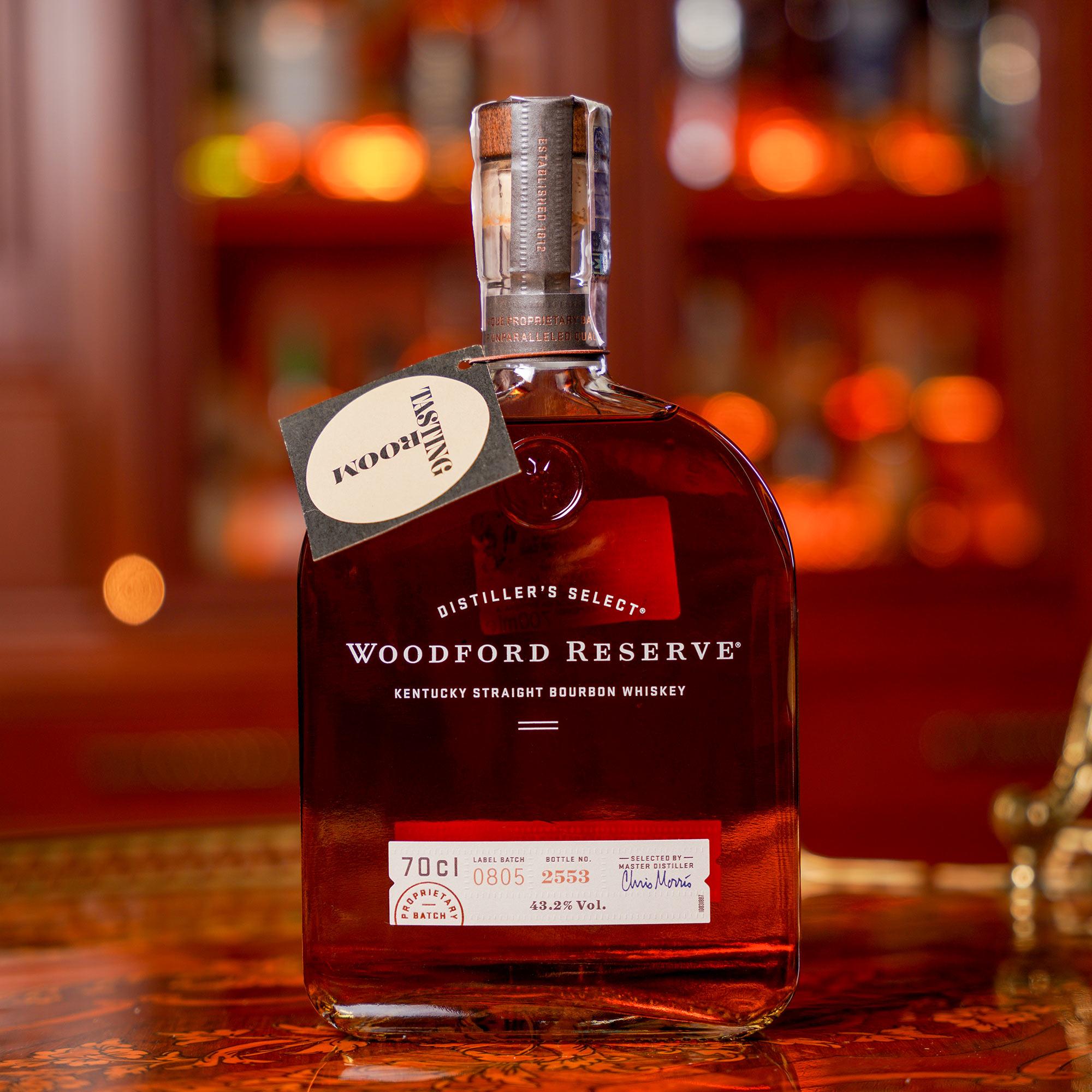 Woodford Reserve Bourbon /Уудфорд Ризърв Бърбън