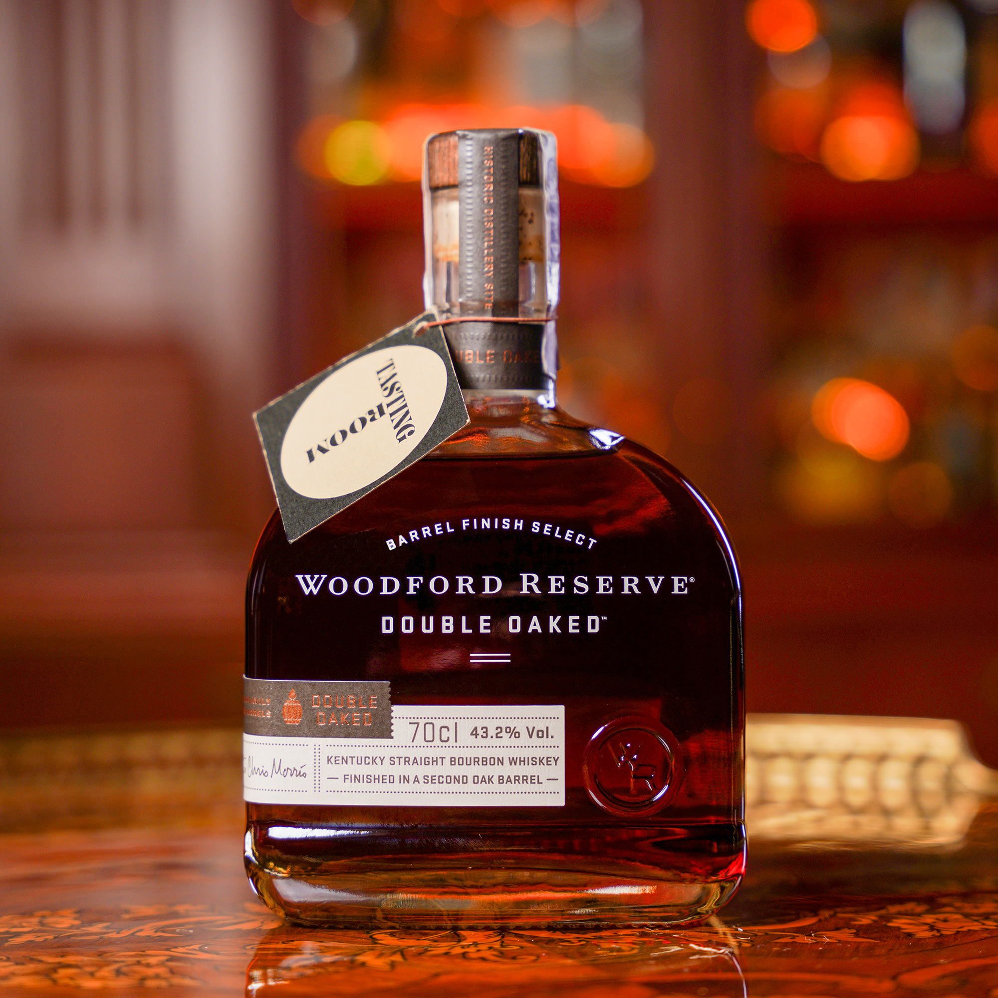 Woodford Reserve Double Oaked /Уудфорд Ризърв Дабъл Оукд