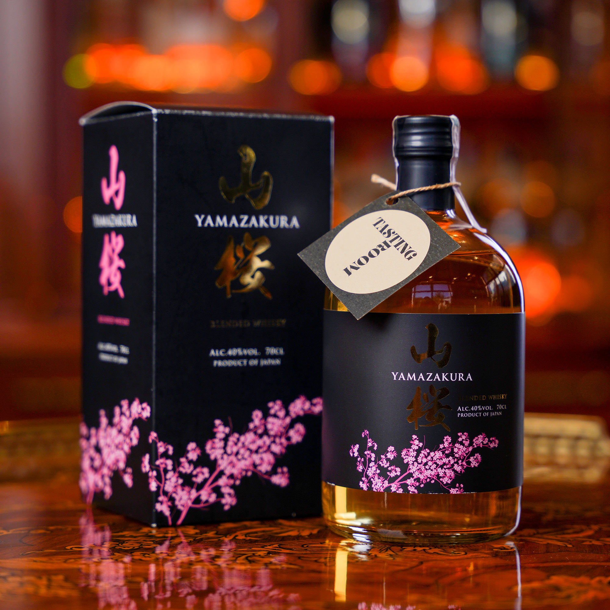 Yamazakura Blended Whisky /Ямазакура Блендед Уиски