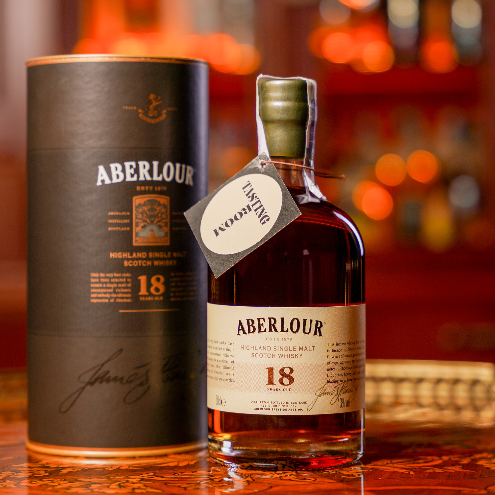 Aberlour 18 YO /Аберлауер или Аберлор 18 годишен