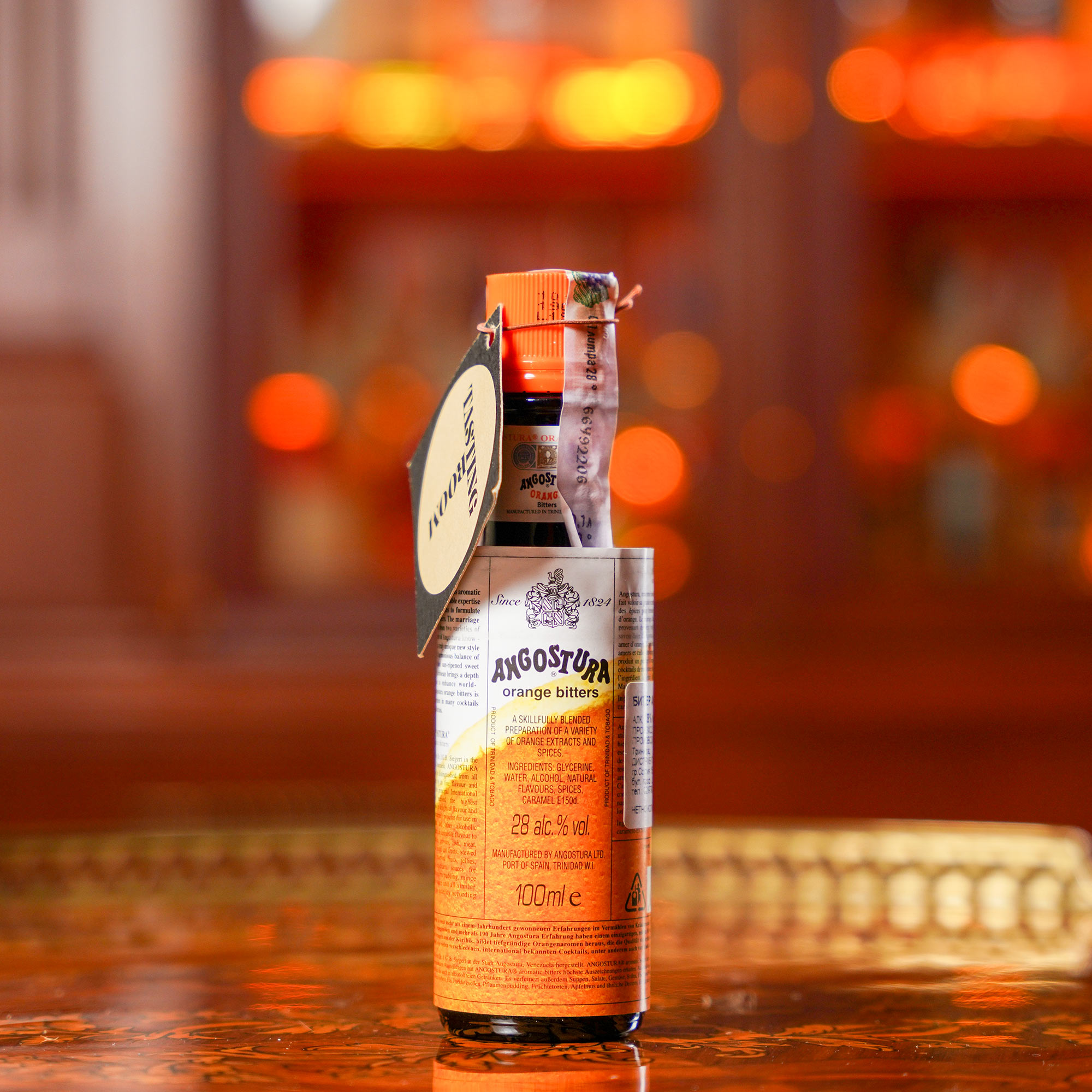 Angostura Orange Bitters /Ангостура Ориндж Битерс