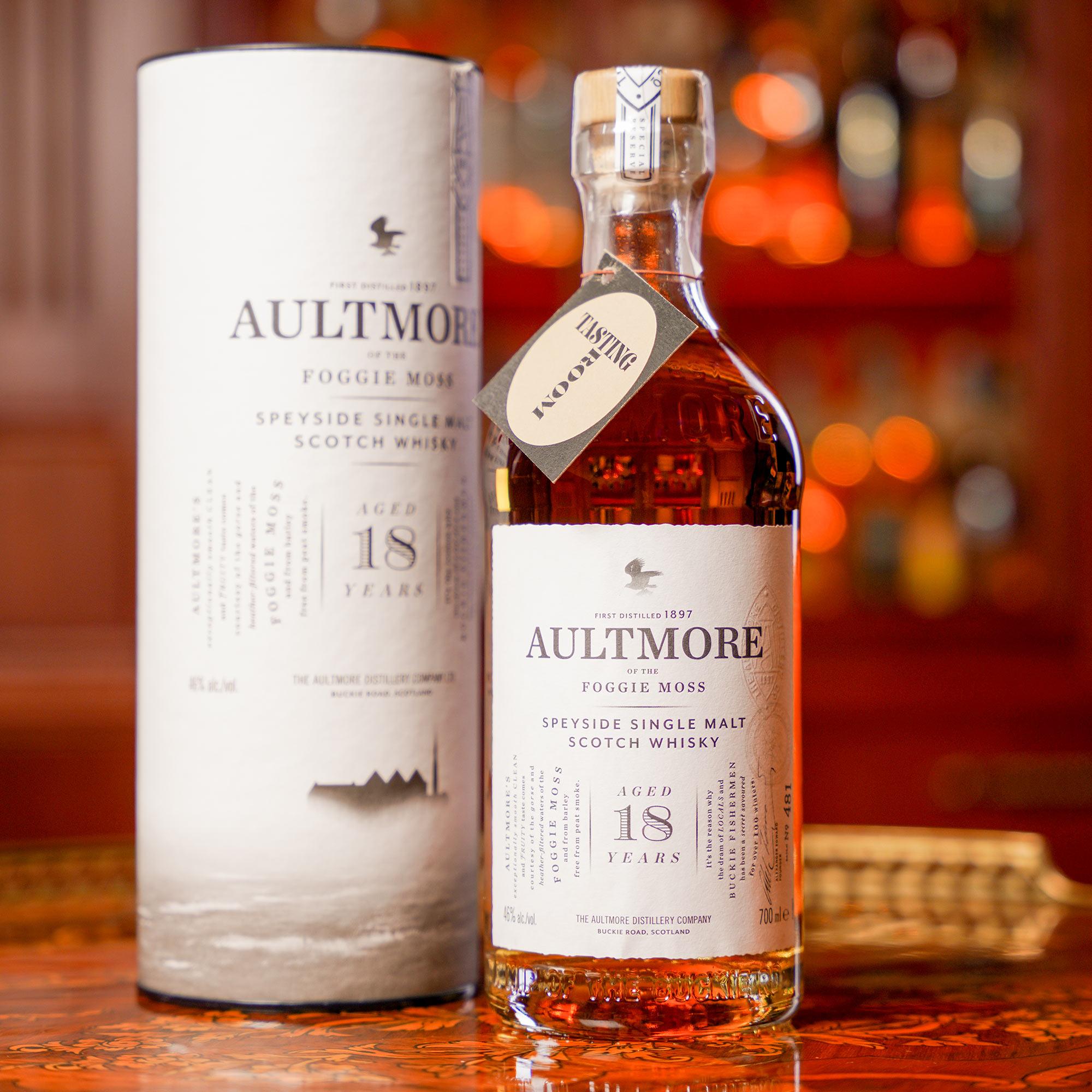 Aultmore 18 YO /Олтмор, Аутмор, Аултмор 18 годишен